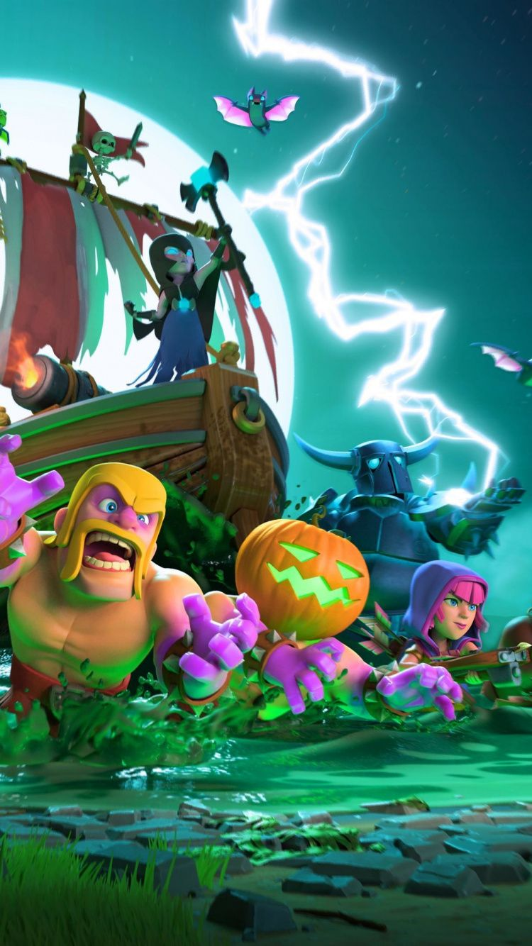 Clash Of Clans Iphone Wallpapers Top Free Clash Of Clans