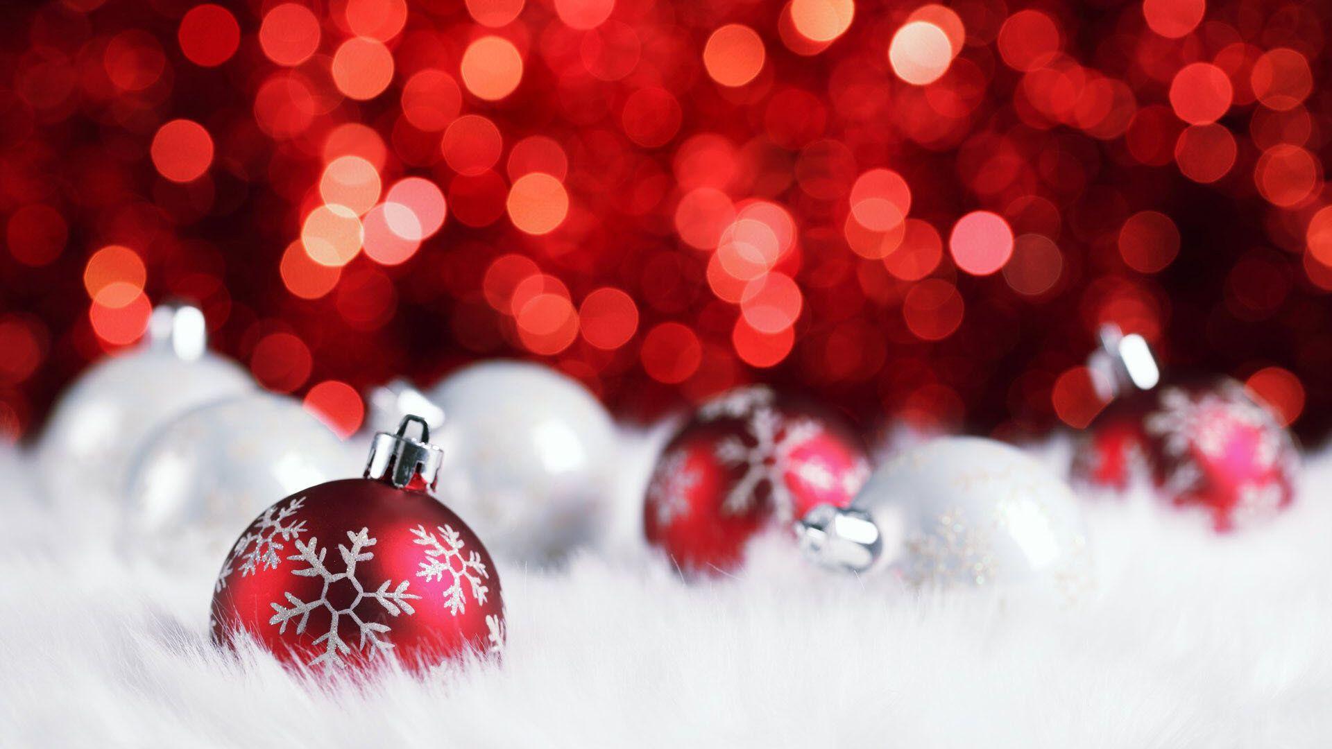 1920x1080 Hình nền Giáng sinh đẹp - Giáng sinh vui vẻ và năm mới hạnh phúc 2018