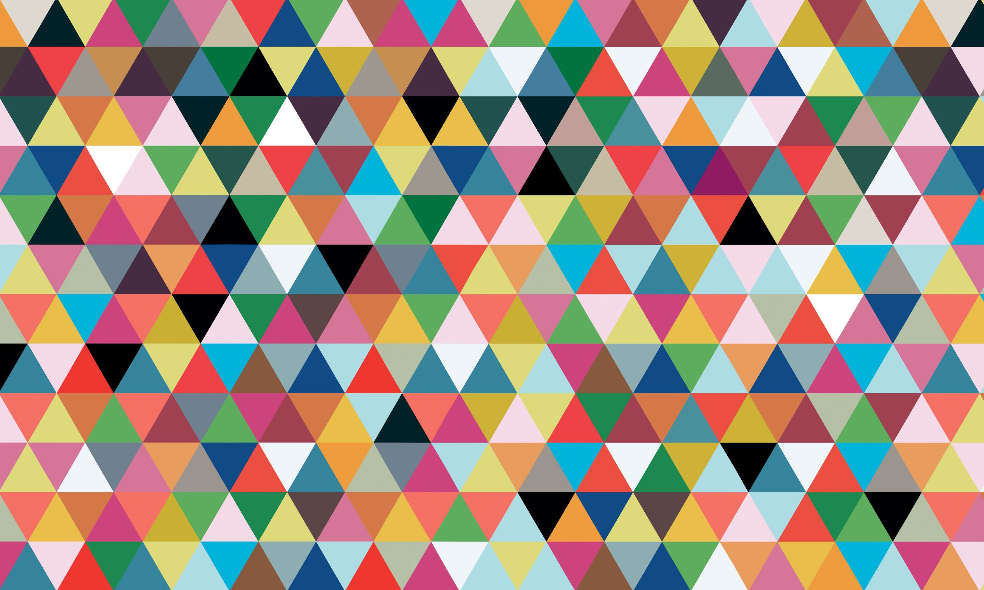 Geometric Triangle Wallpapers Top Free Geometric Triangle