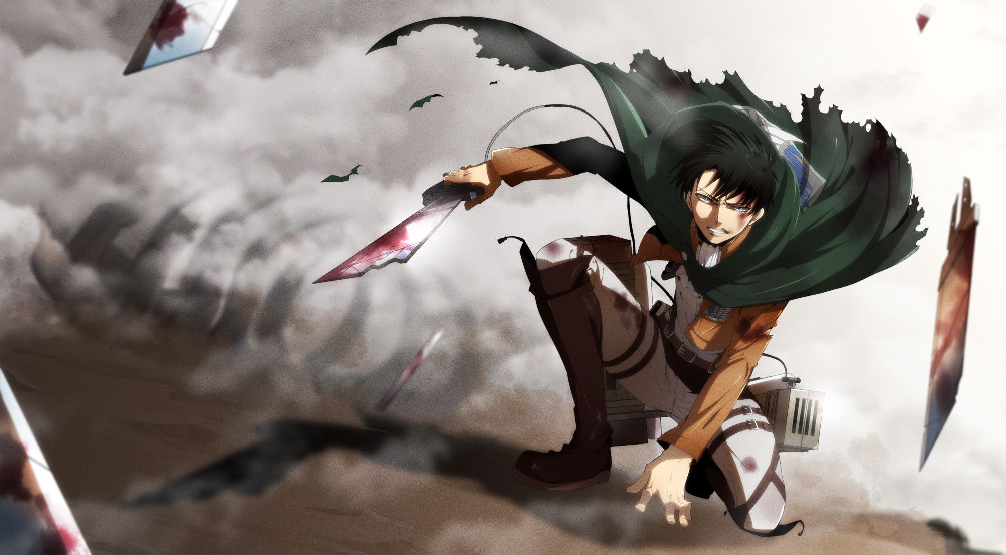 Captain Levi Wallpapers Top Free Captain Levi Backgrounds Wallpaperaccess