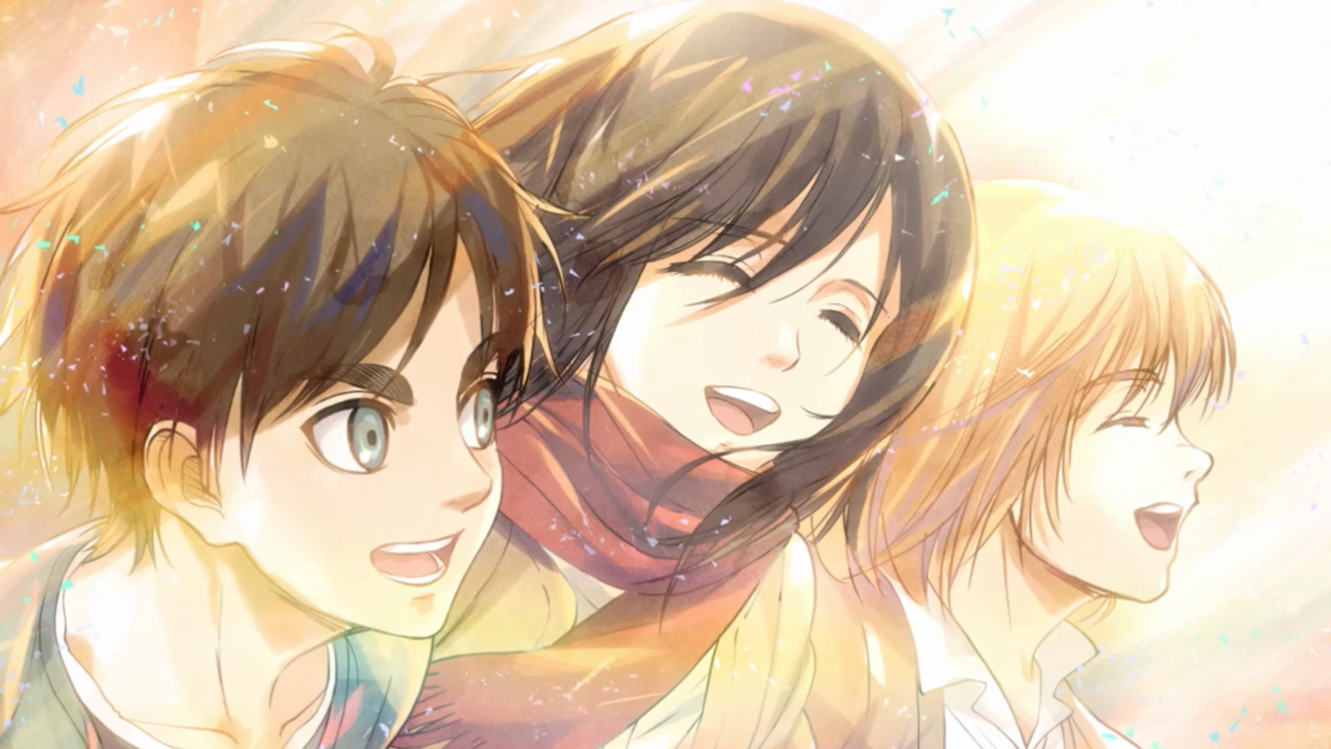 Eren And Mikasa Wallpapers Top Free Eren And Mikasa Backgrounds Wallpaperaccess