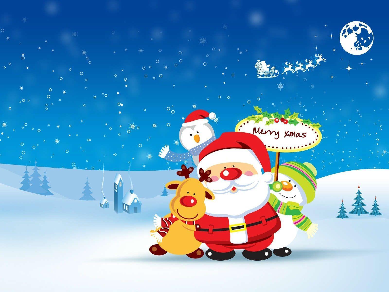 Hình nền Giáng sinh 1600x1200 cho Pc 1600x1200 (150,42 KB)