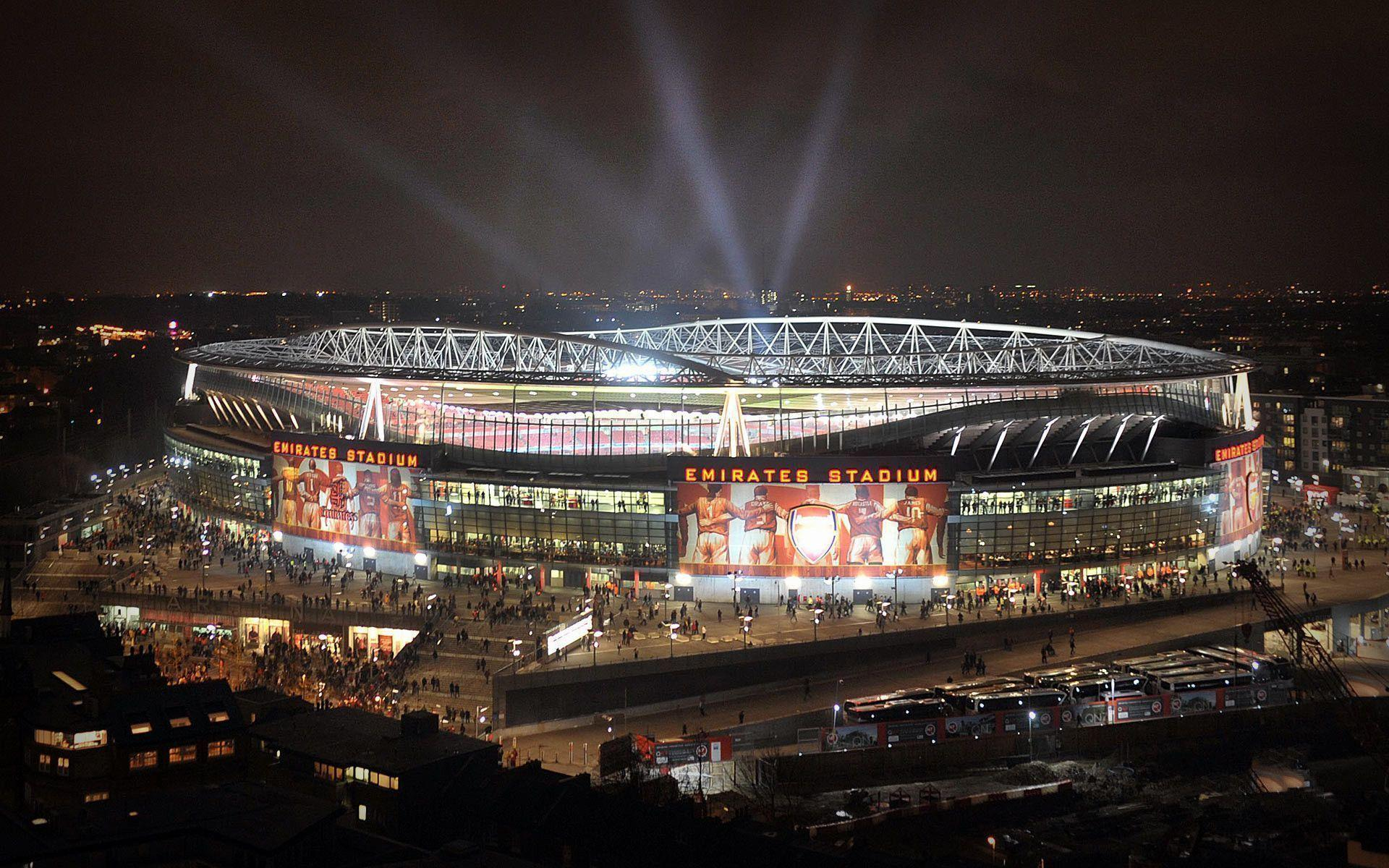 emirates stadium wallpapers top free emirates stadium backgrounds wallpaperaccess emirates stadium wallpapers top free