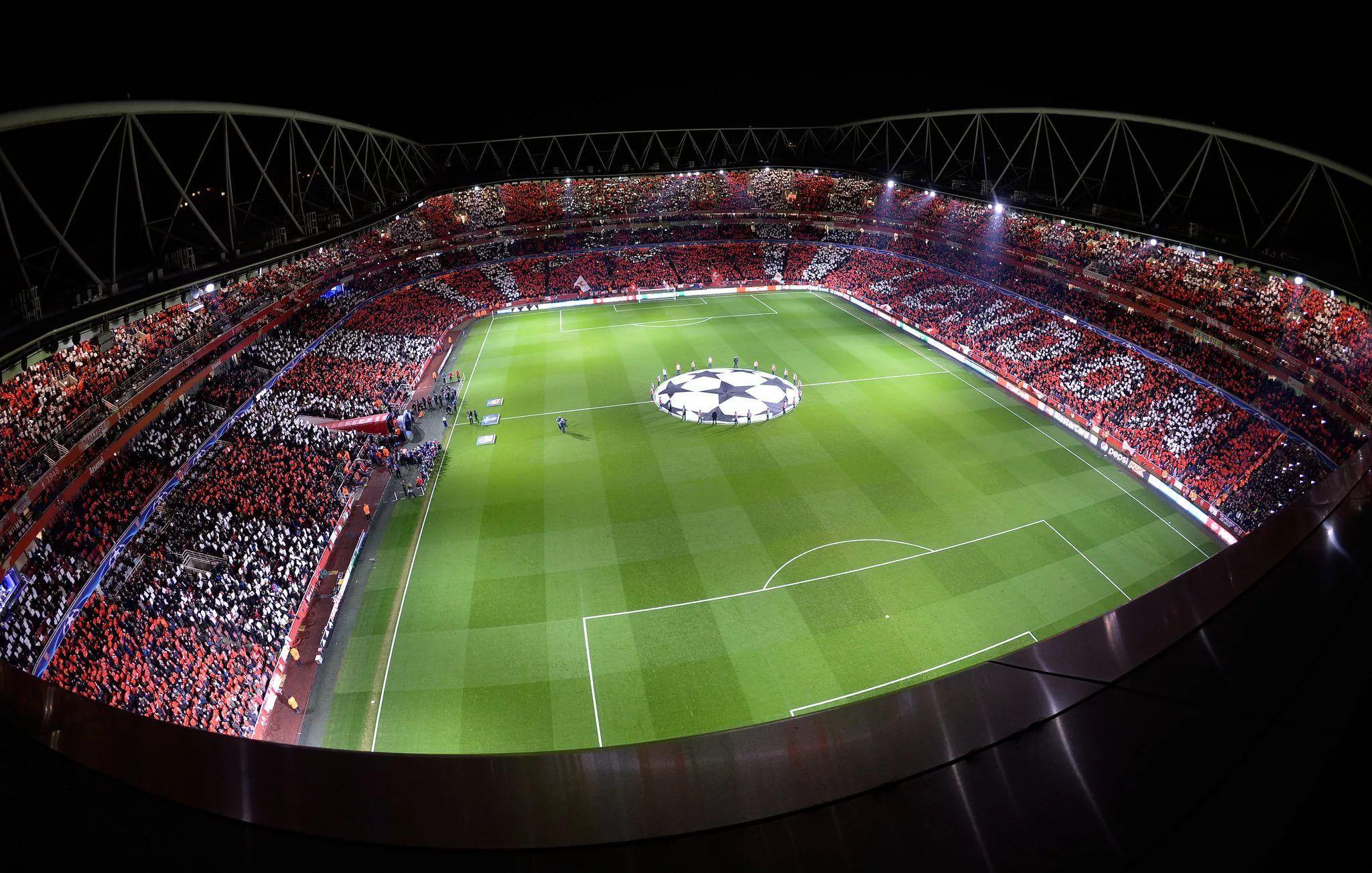 Emirates Stadium Wallpapers Top Free Emirates Stadium Backgrounds Wallpaperaccess
