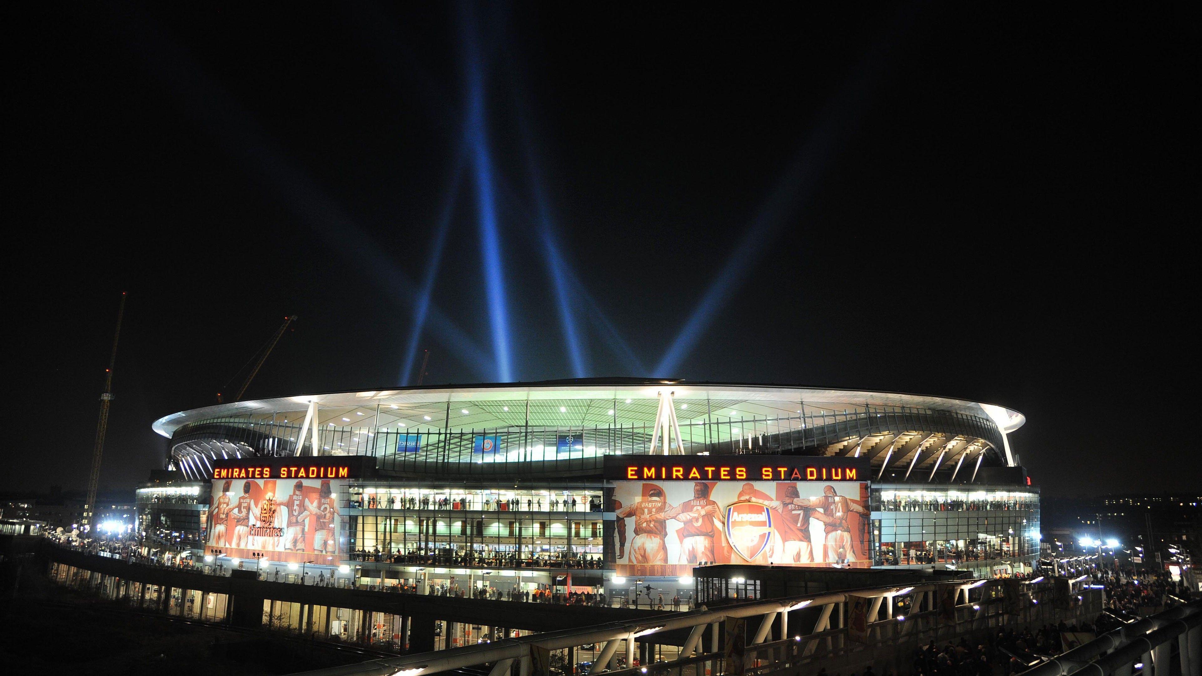 Emirates Stadium Wallpapers Top Free Emirates Stadium