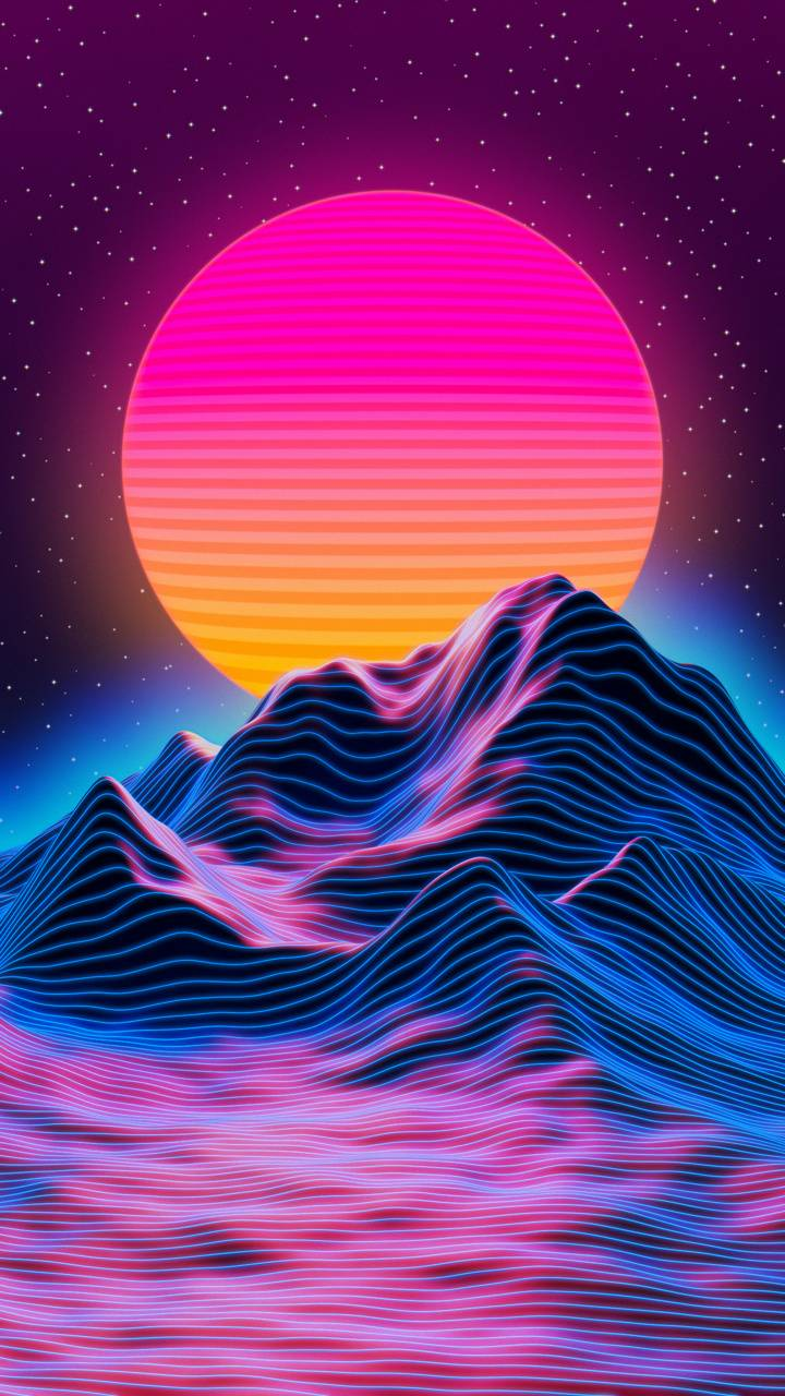 Outrun Wallpapers Top Free Outrun Backgrounds Wallpaperaccess