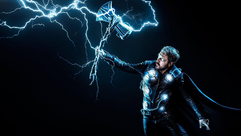 Thor Stormbreaker Wallpapers Top Free Thor Stormbreaker Backgrounds Wallpaperaccess