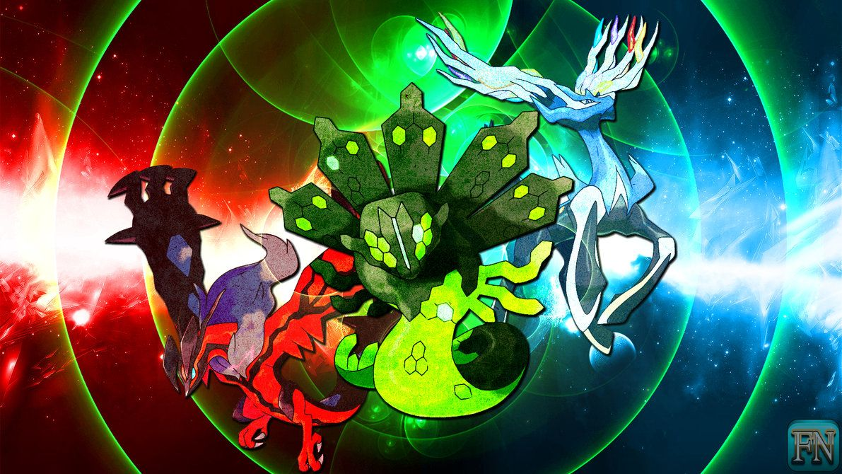 Pokemon X And Y Yveltal Wallpapers Top Free Pokemon X And Y