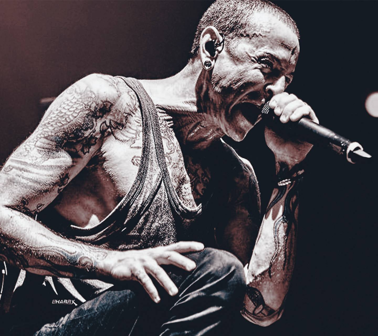 Chester Bennington Wallpapers Top Free Chester Bennington