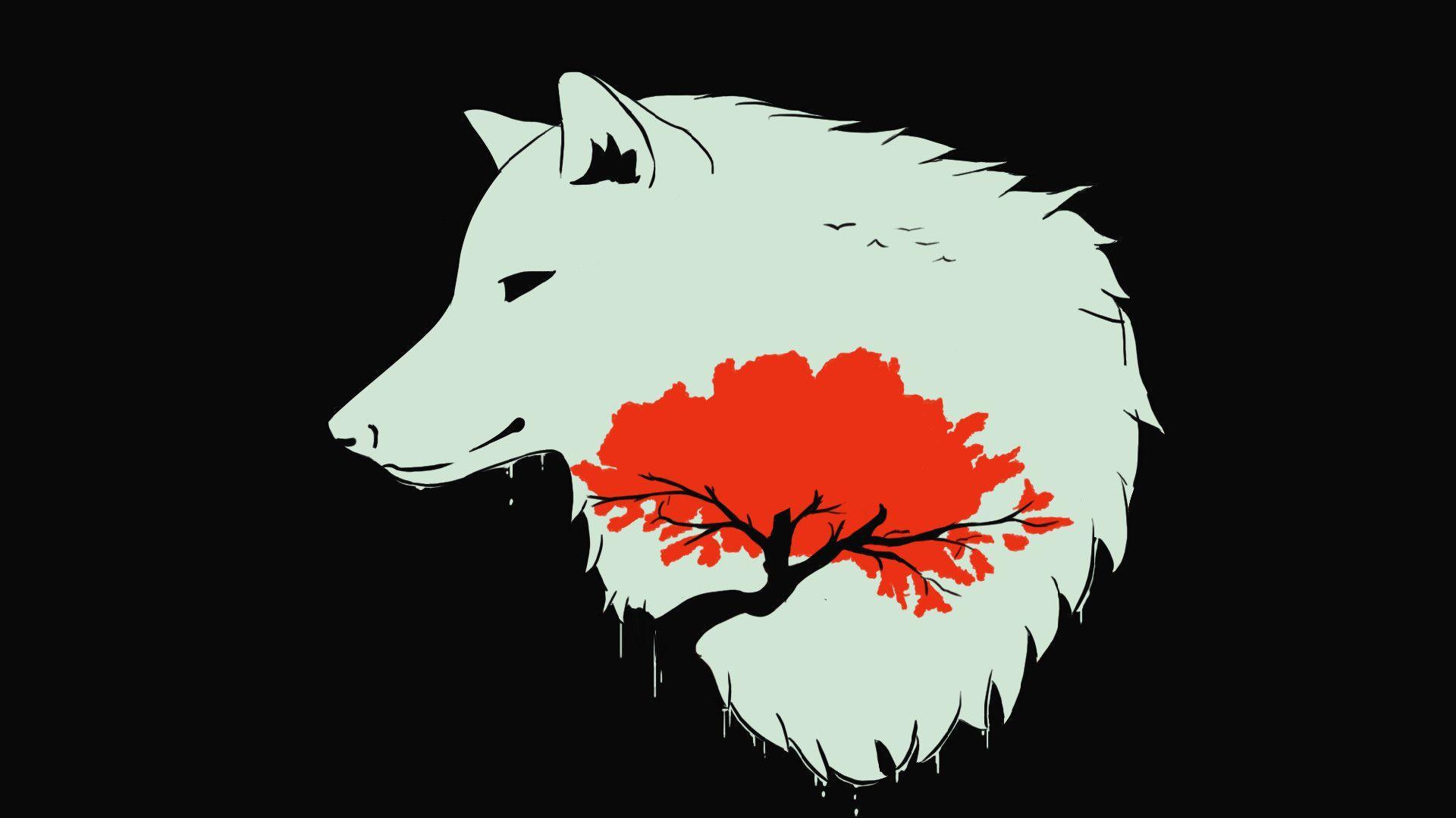 Minimalist Wolf Wallpapers Top Free Minimalist Wolf Backgrounds