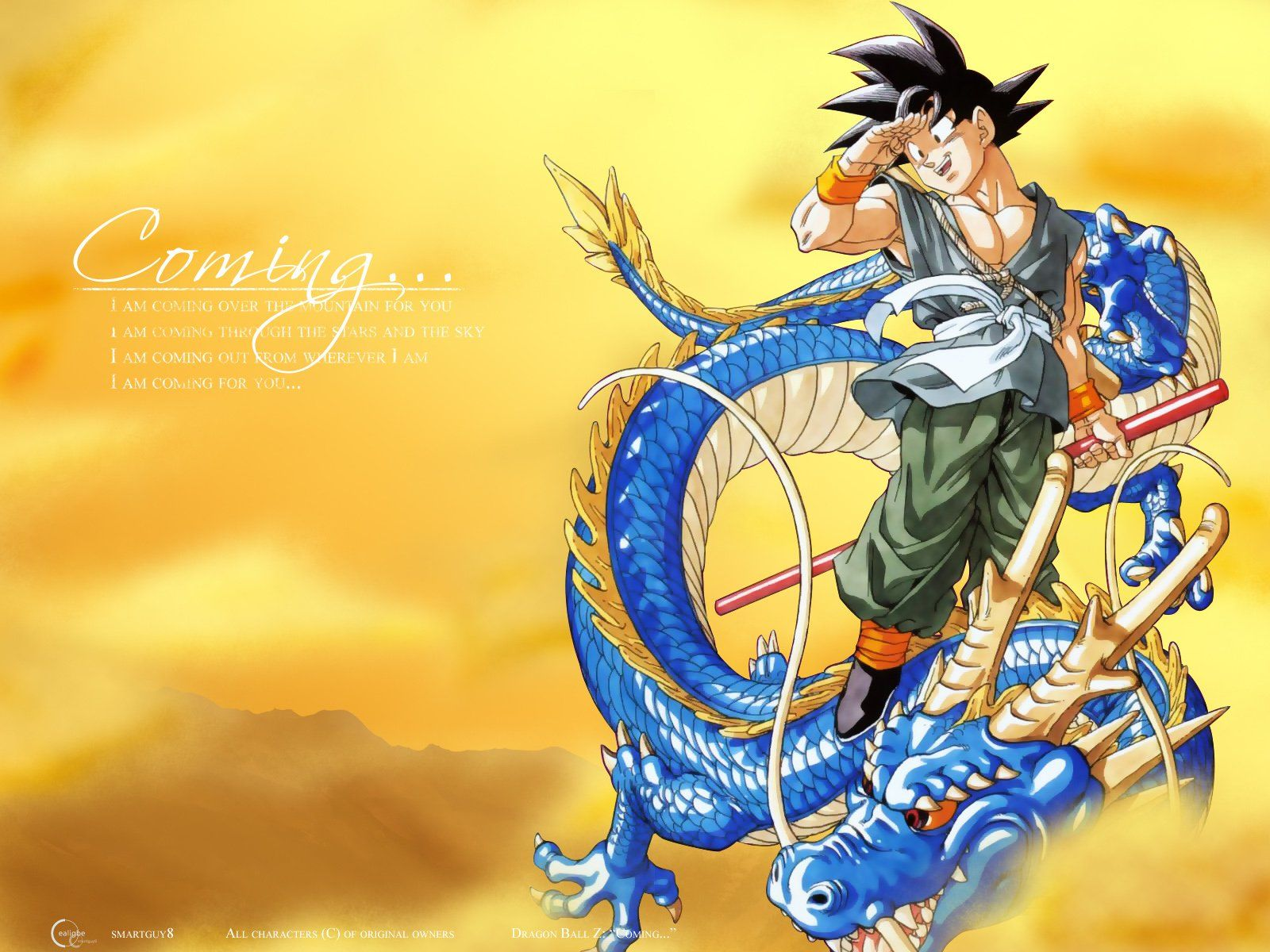Dragon Ball Gt Wallpapers Top Free Dragon Ball Gt Backgrounds