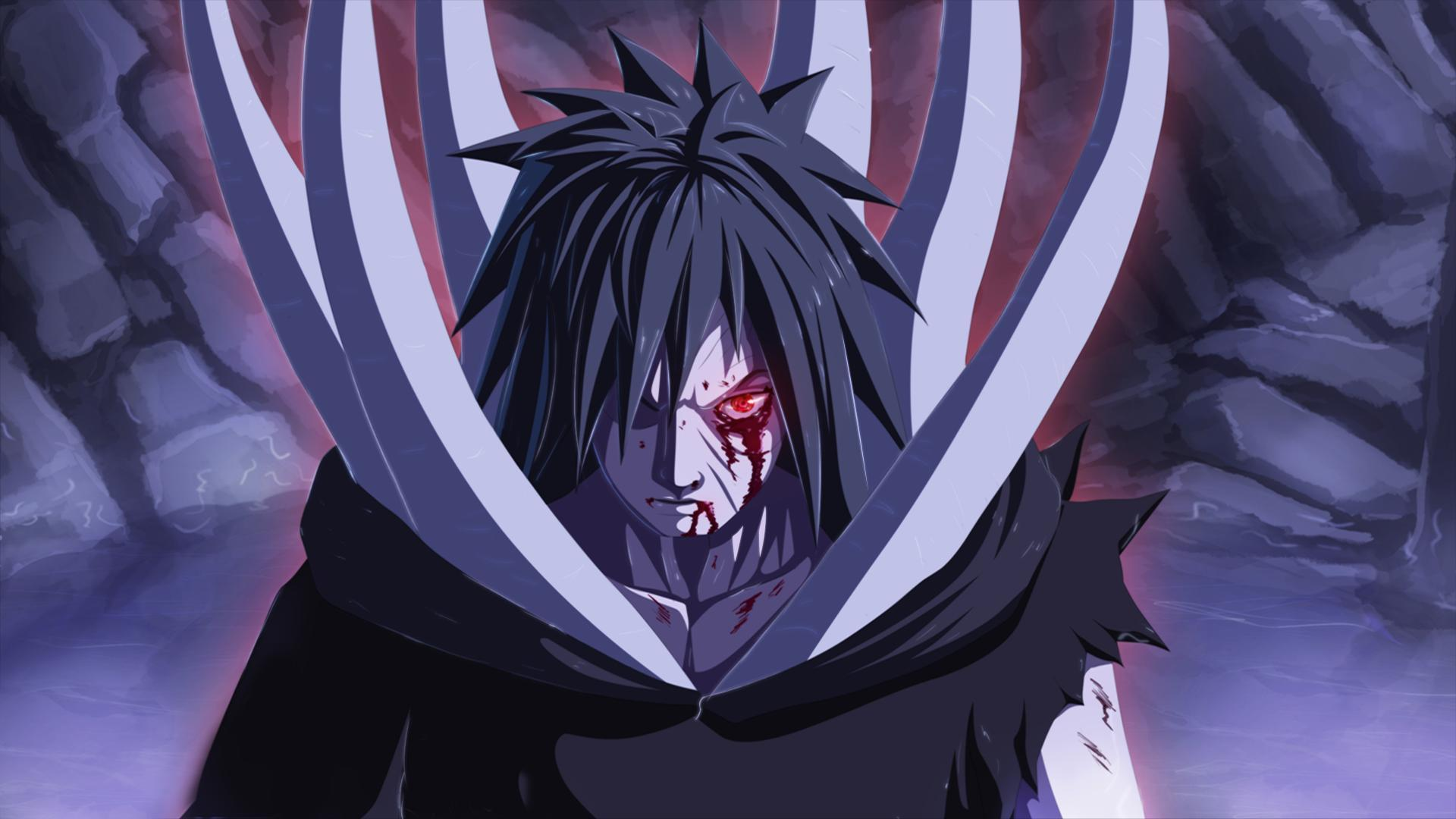 Obito Wallpapers Top Free Obito Backgrounds Wallpaperaccess