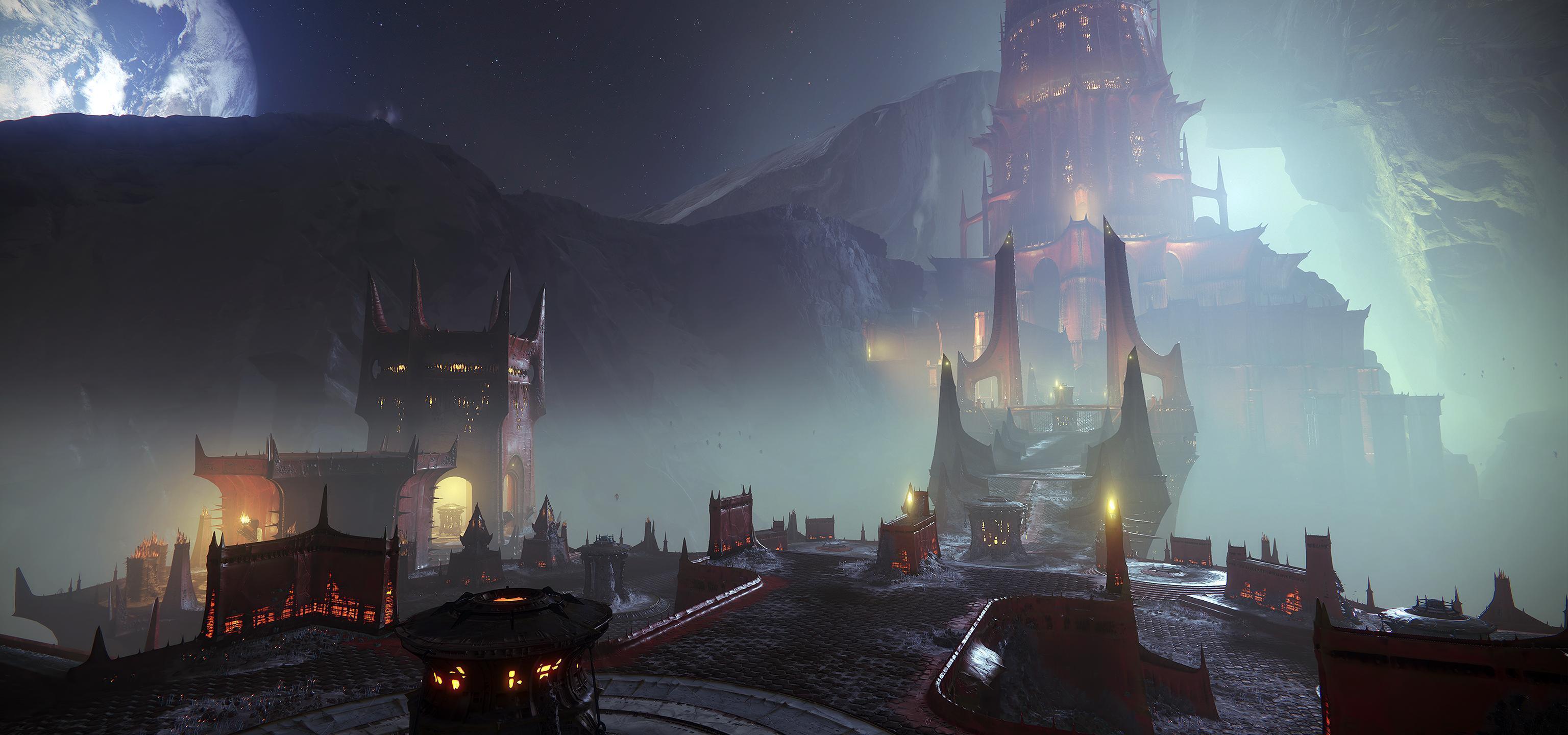 Destiny 2 Shadowkeep Wallpapers Top Free Destiny 2 Shadowkeep