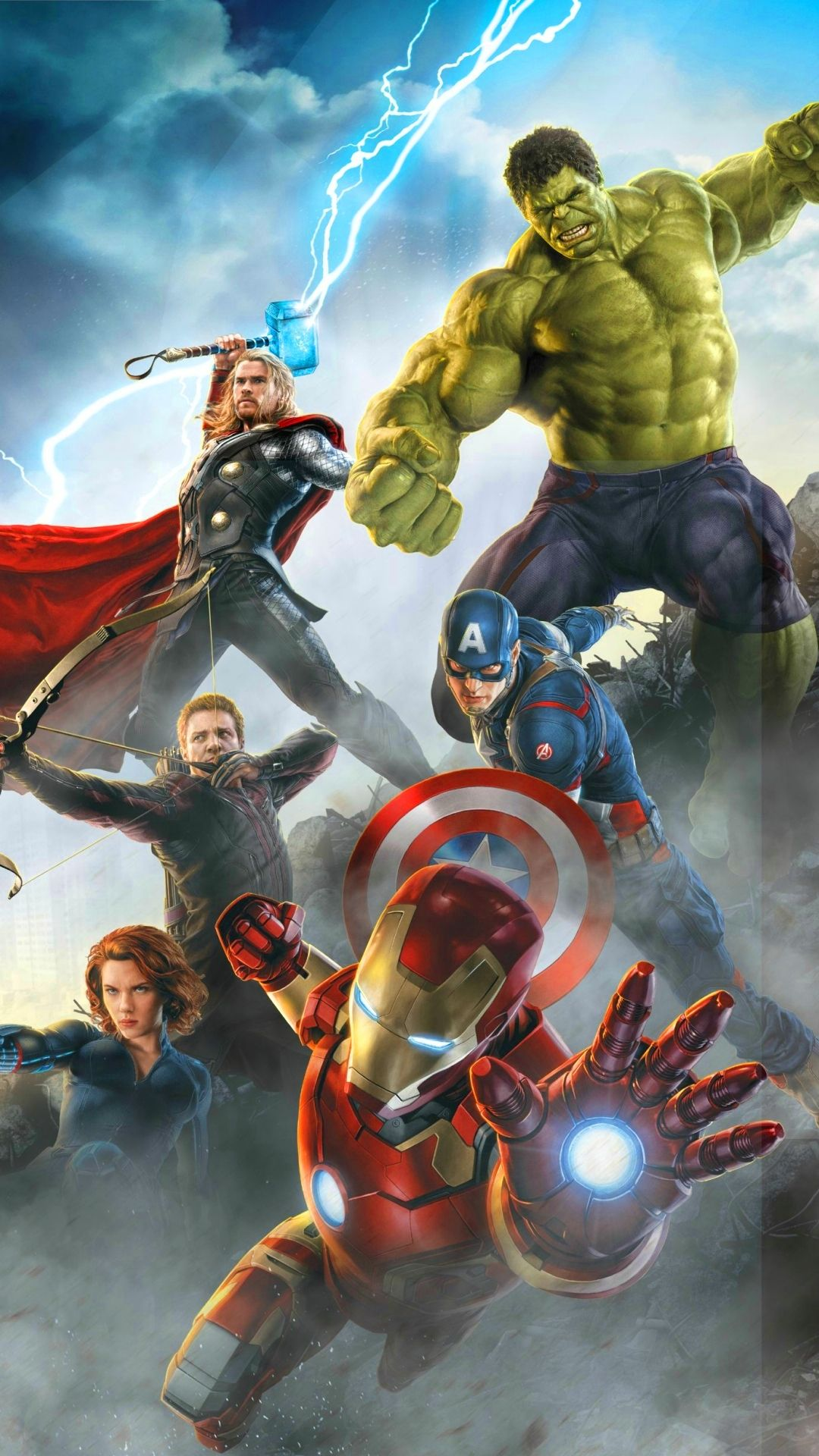 Avengers iPhone Wallpapers - Top Free Avengers iPhone ...