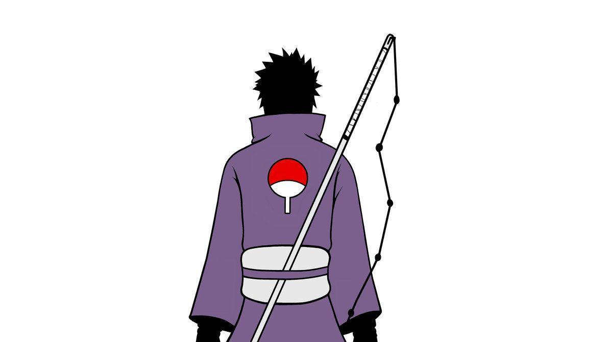 Hình nền 1191x670 Obito Uchiha