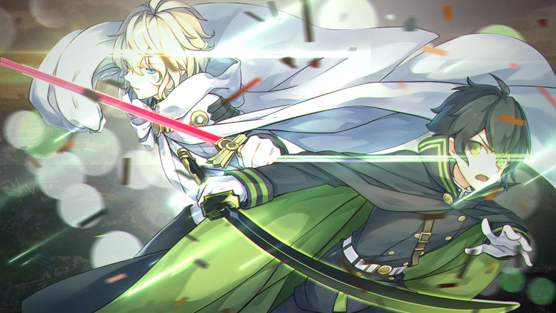 Seraph Of The End Wallpapers Top Free Seraph Of The End