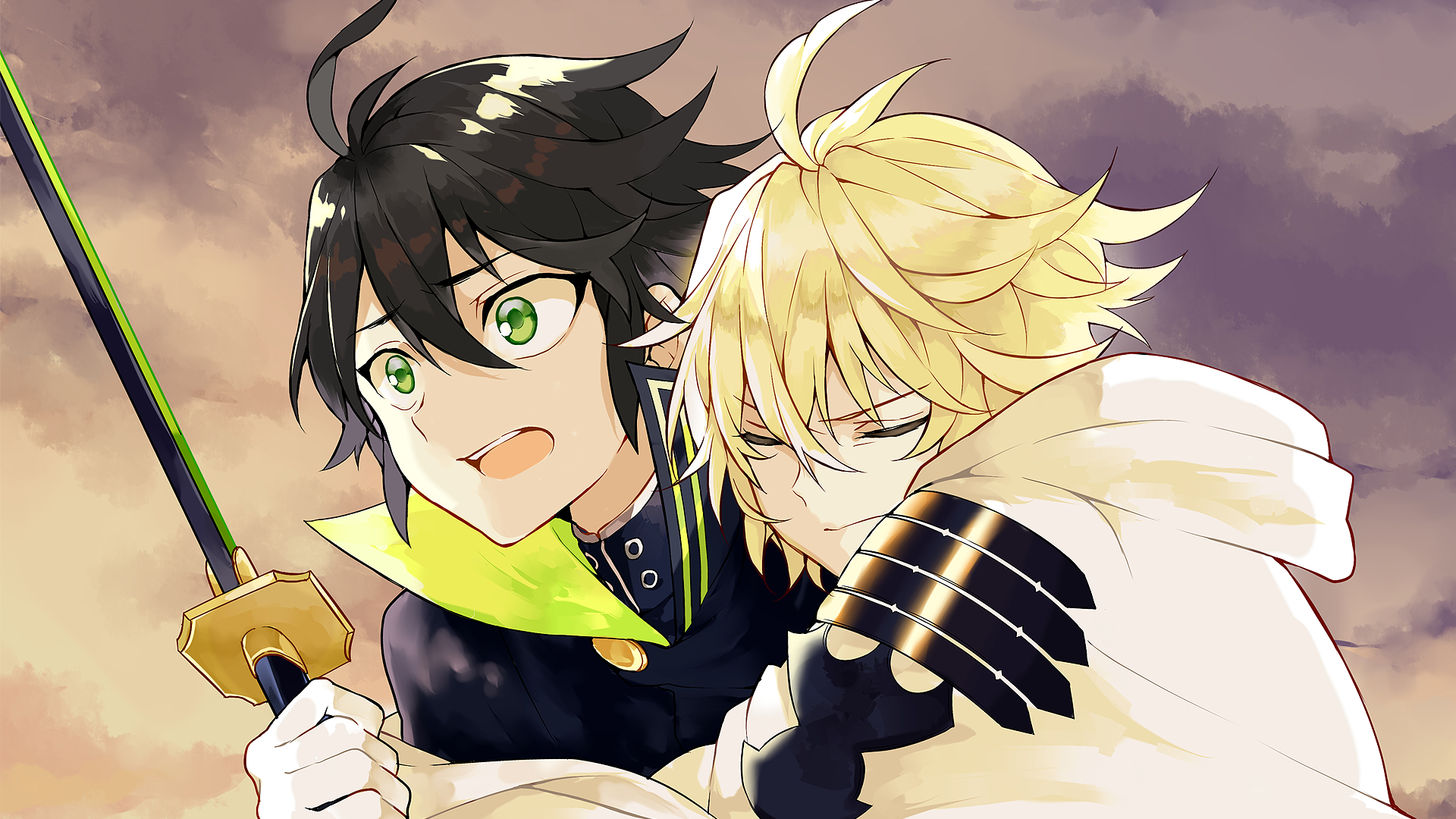 Owari No Seraph Seraph Of The End Wallpapers Top Free Owari No
