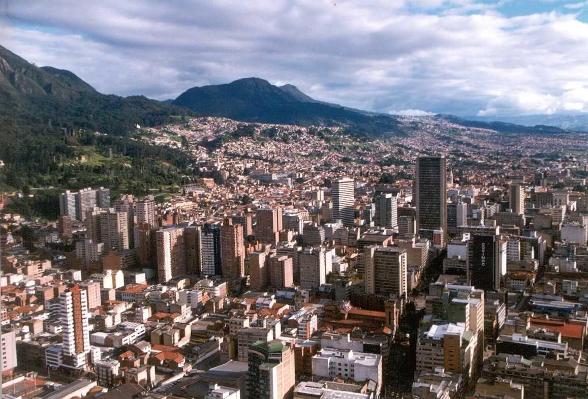 Bogotá - Störst stad i Sydamerika