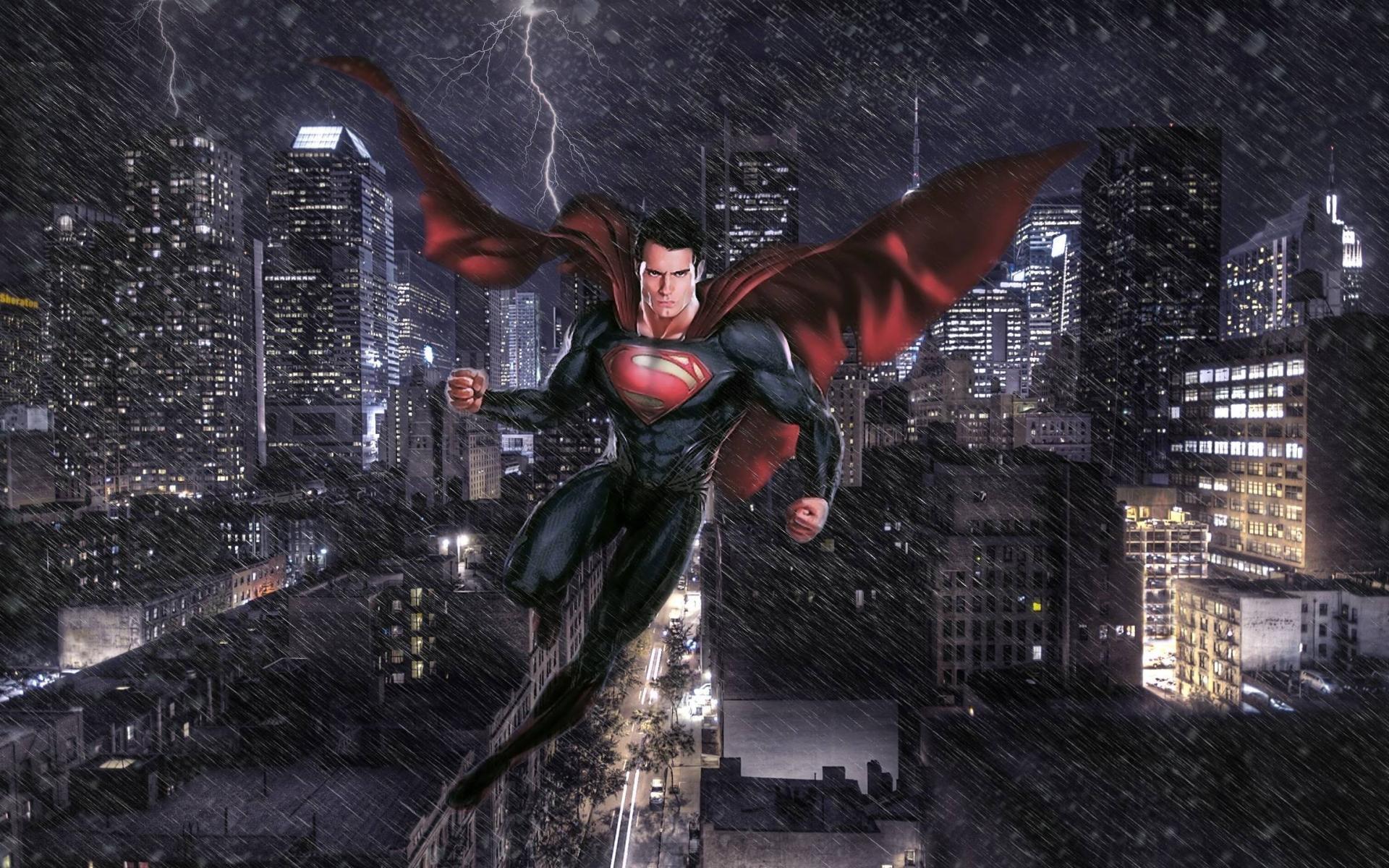 Man Of Steel Movie Hd Wallpapers