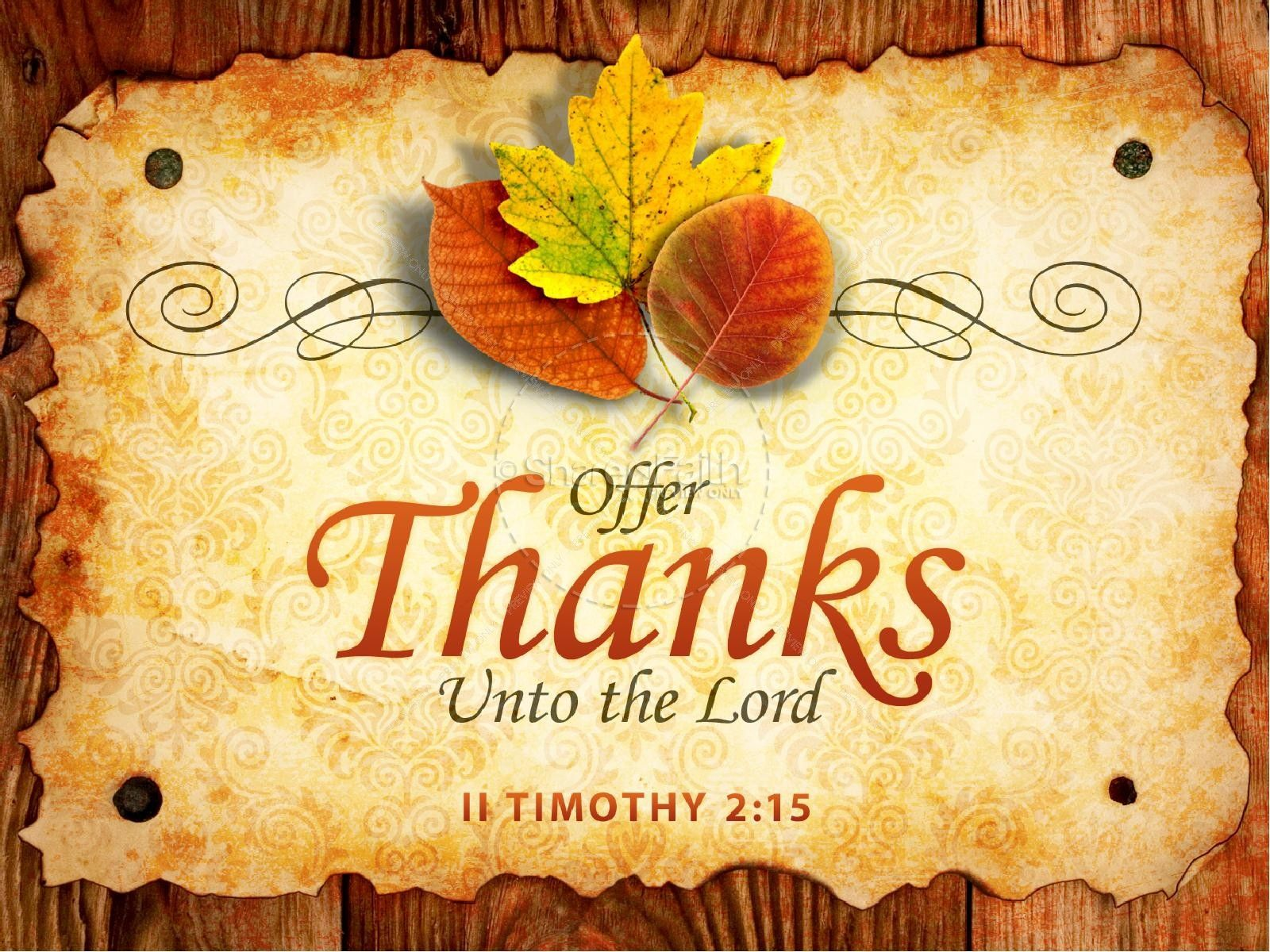 Religious Thanksgiving Wallpapers Top Free Religious