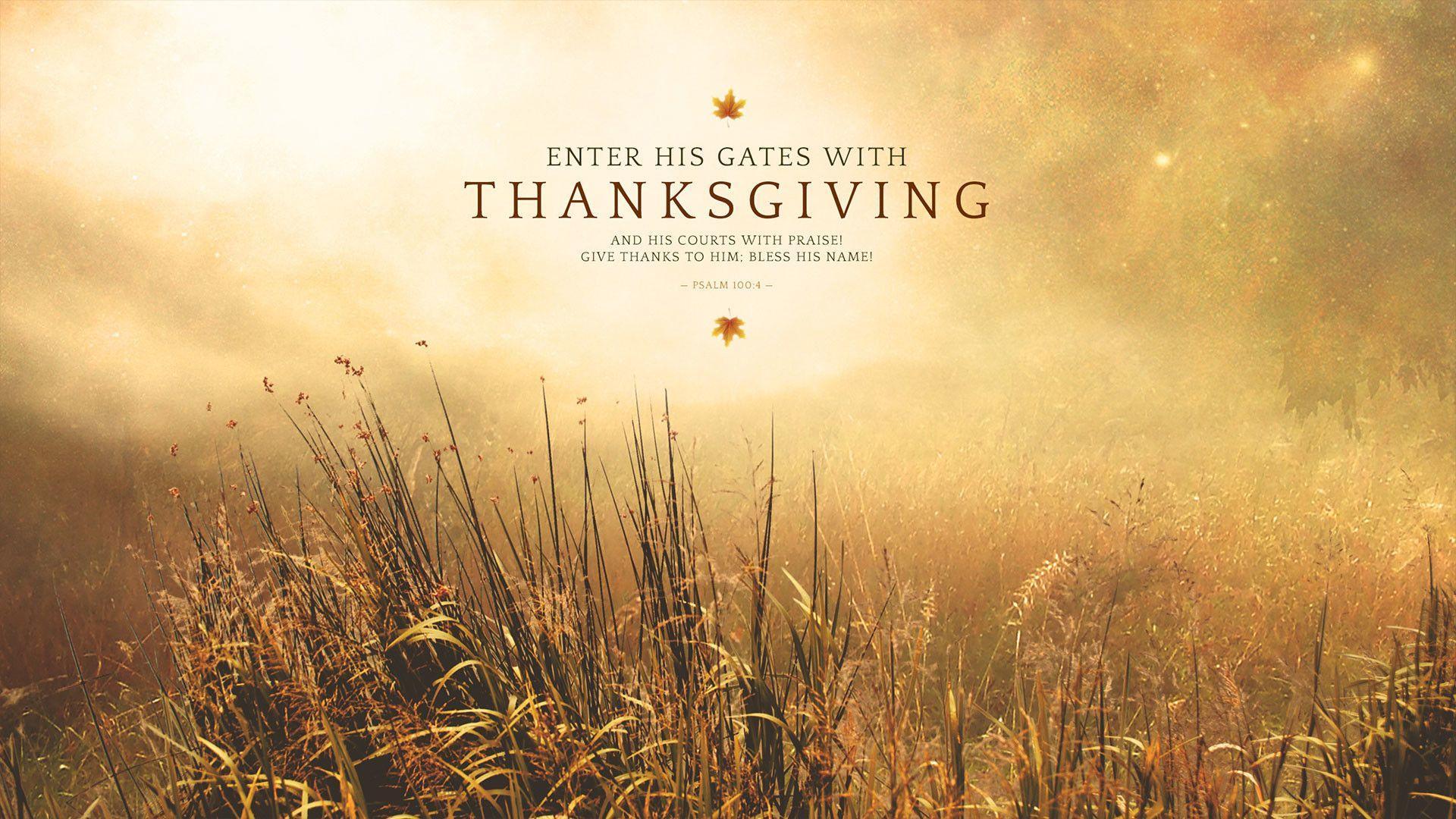 Religious Thanksgiving Wallpapers Top Free Religious Thanksgiving