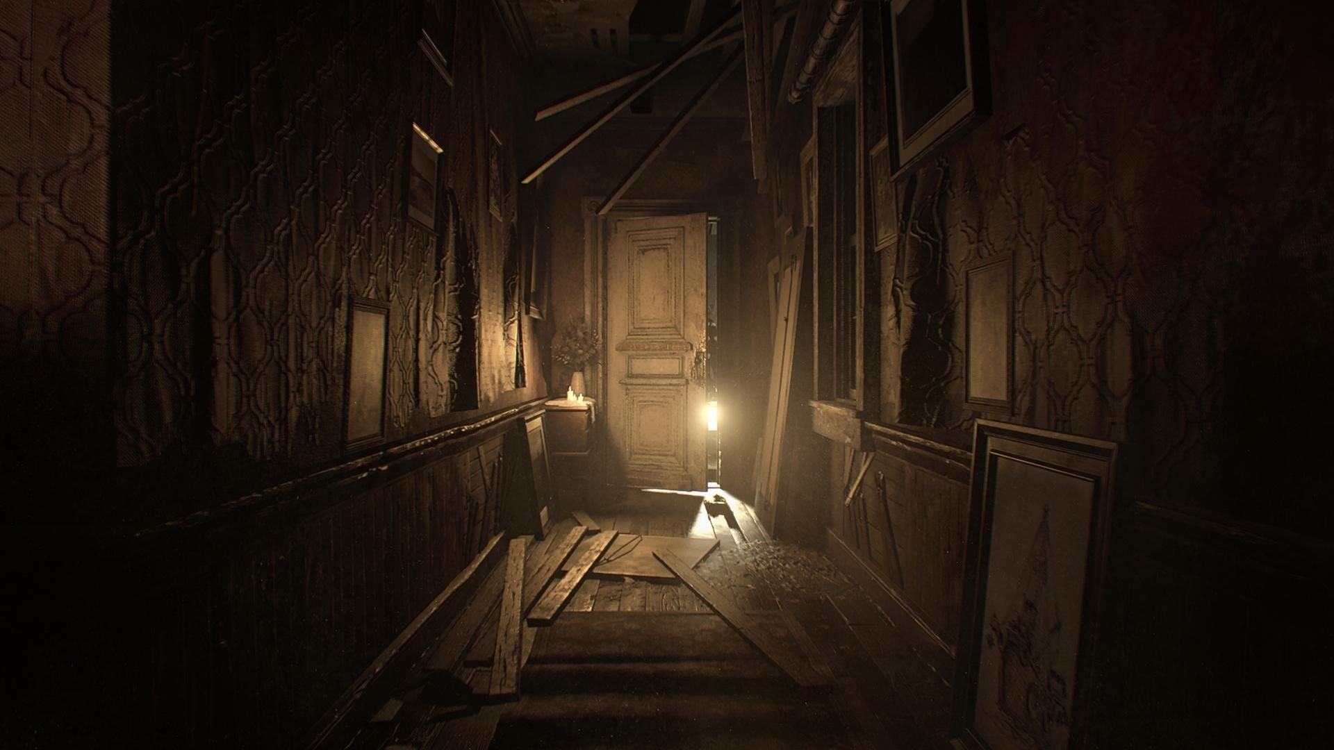 Resident Evil 7 Wallpapers Top Free Resident Evil 7 Backgrounds