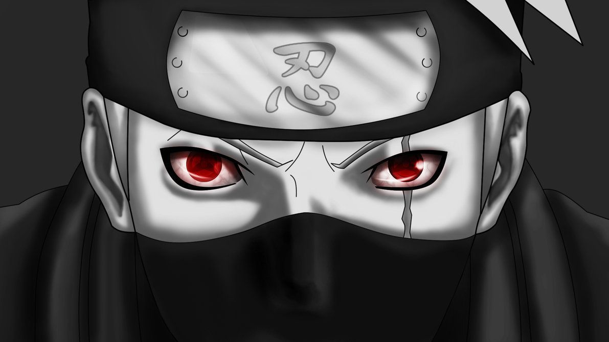 Kakashi Sharingan Wallpapers Top Free Kakashi Sharingan