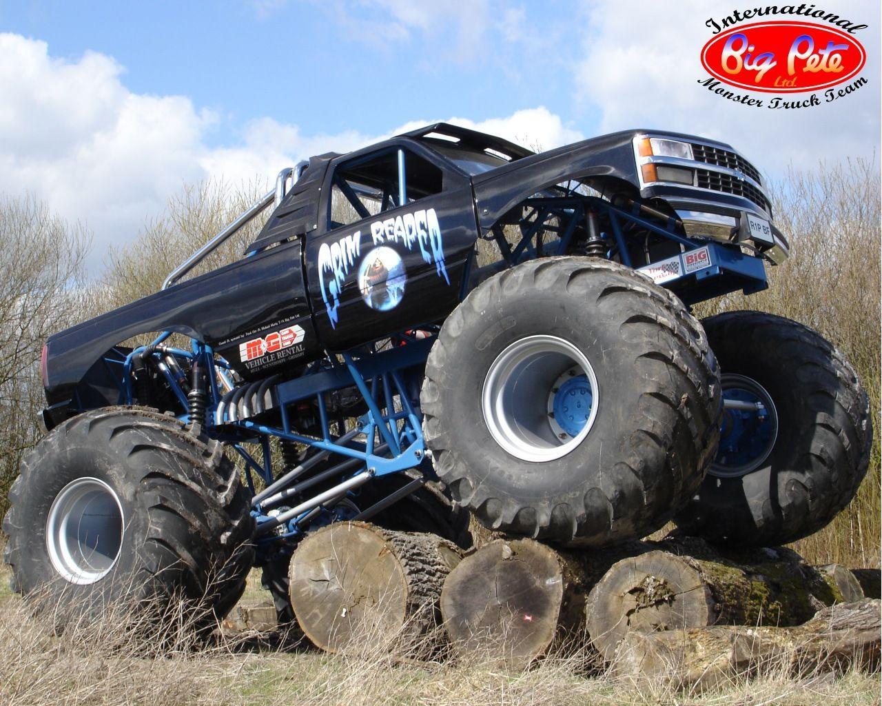 Monster Truck Wallpapers - Top Free