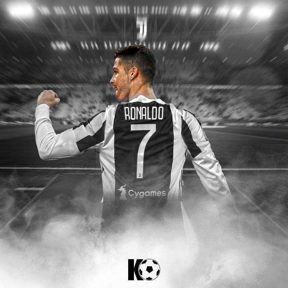Hình nền Cristiano Ronaldo 1000x1000 HD 2018 CR7 Wallpaper