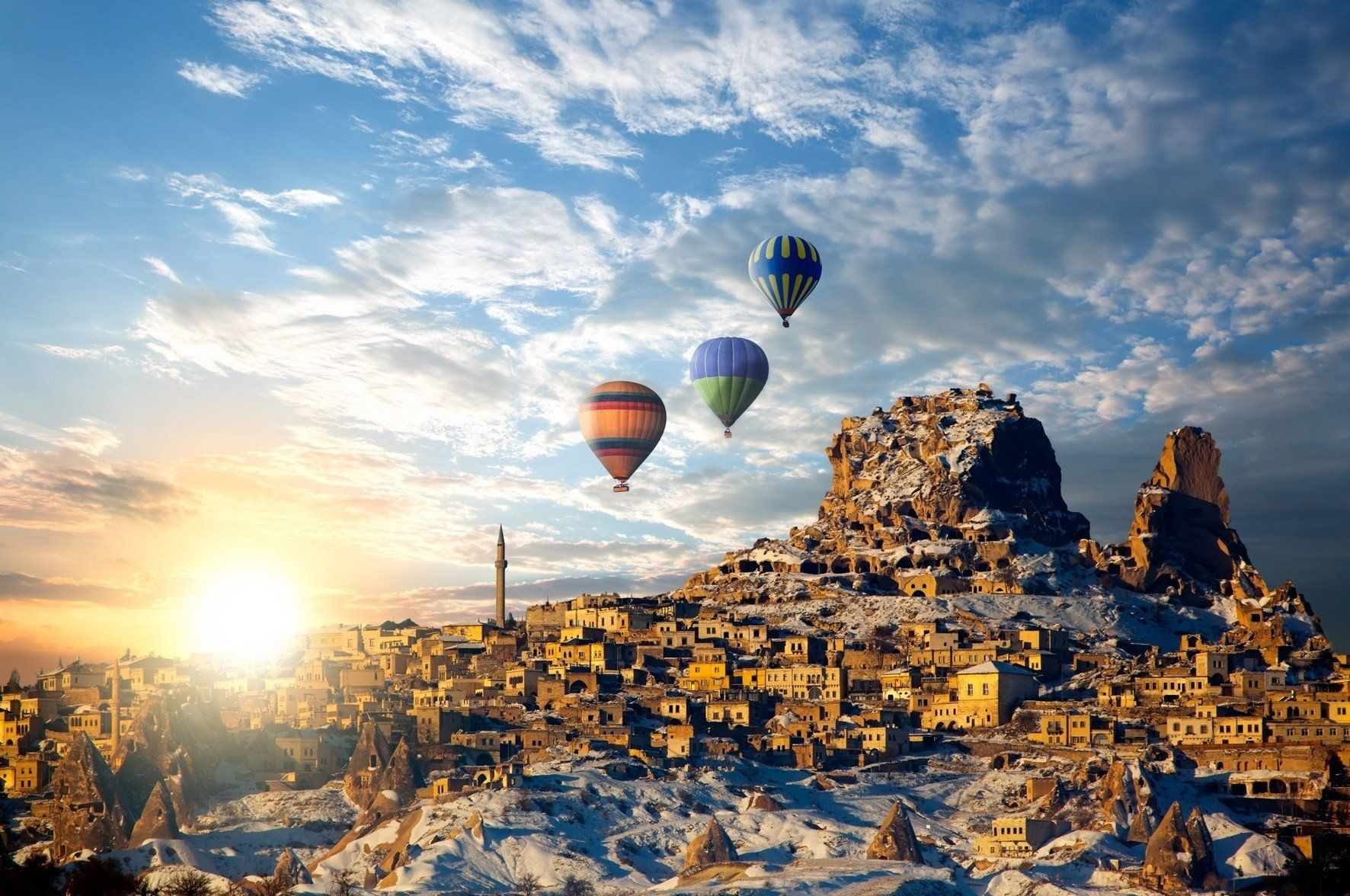 Cappadocia Wallpapers - Top Free Cappadocia Backgrounds - WallpaperAccess