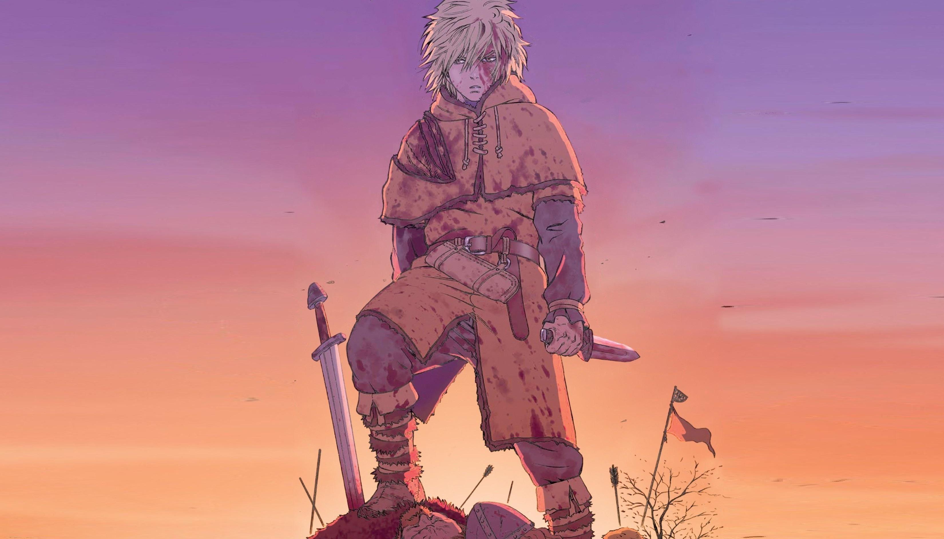 Vinland Saga Wallpapers - Top Free Vinland Saga Backgrounds ...