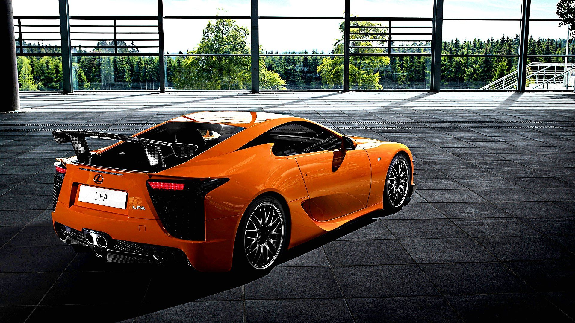 Lexus Lfa Wallpapers Top Free Lexus Lfa Backgrounds Wallpaperaccess
