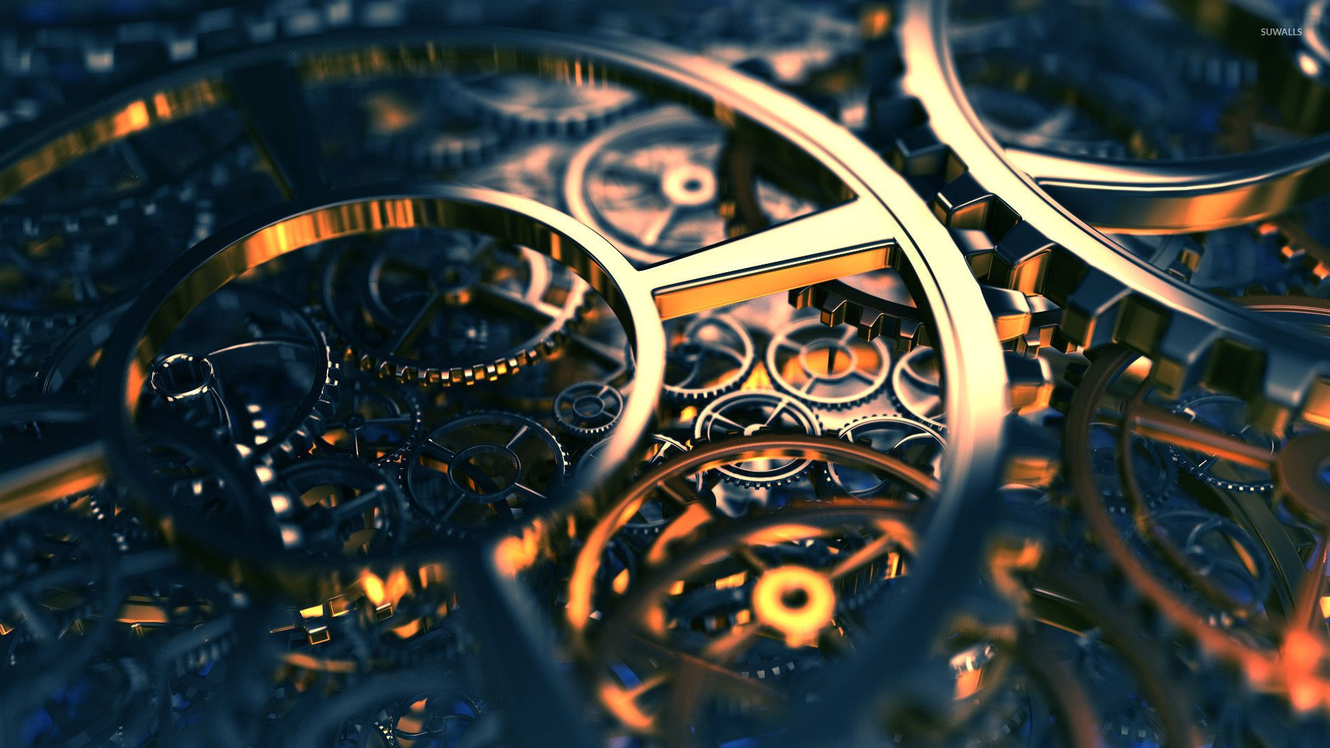 Gears Wallpapers Top Free Gears Backgrounds Wallpaperaccess
