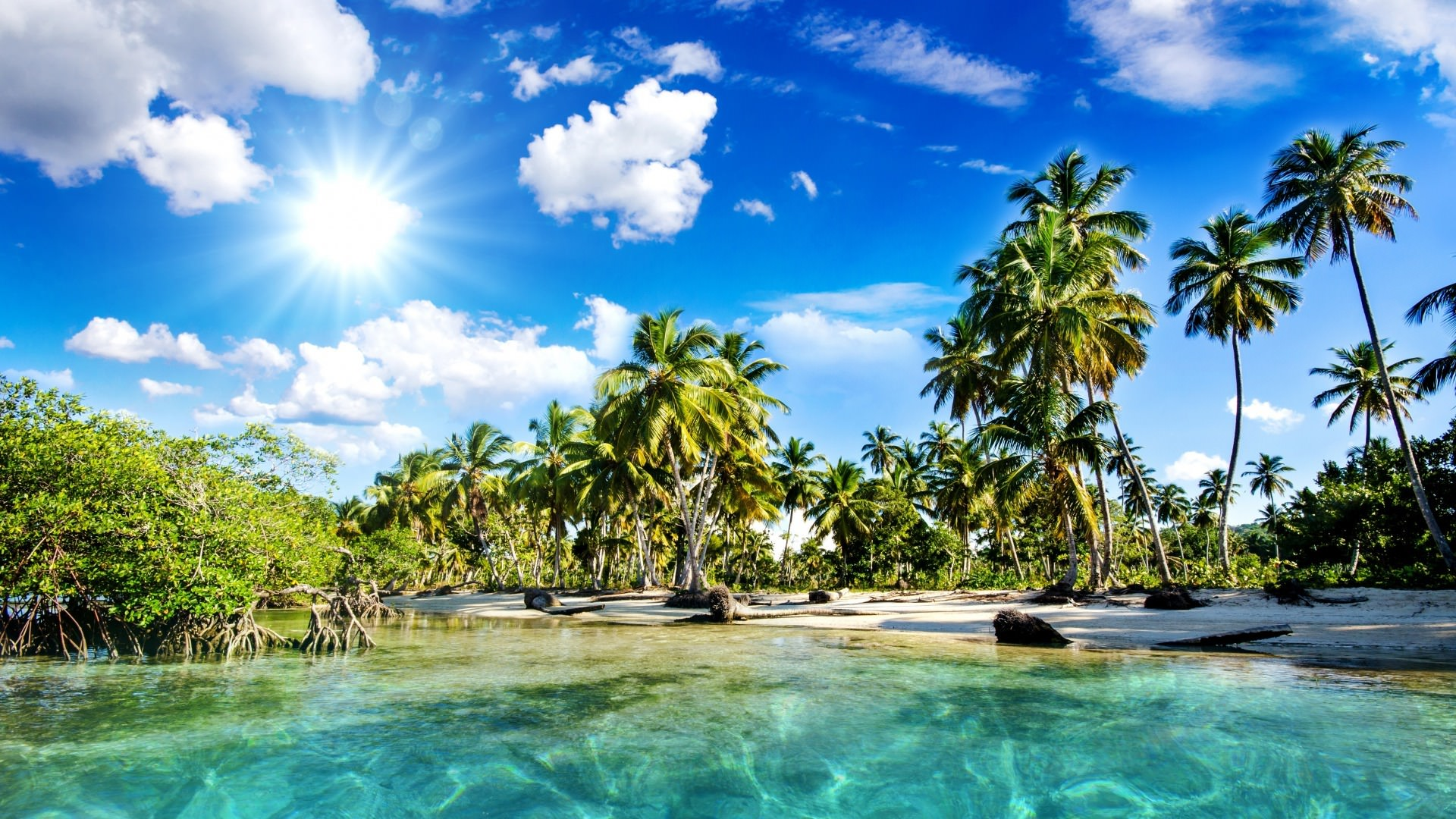 Tropical Island Beach Ambience Sound: Hi Res Beach Wallpapers