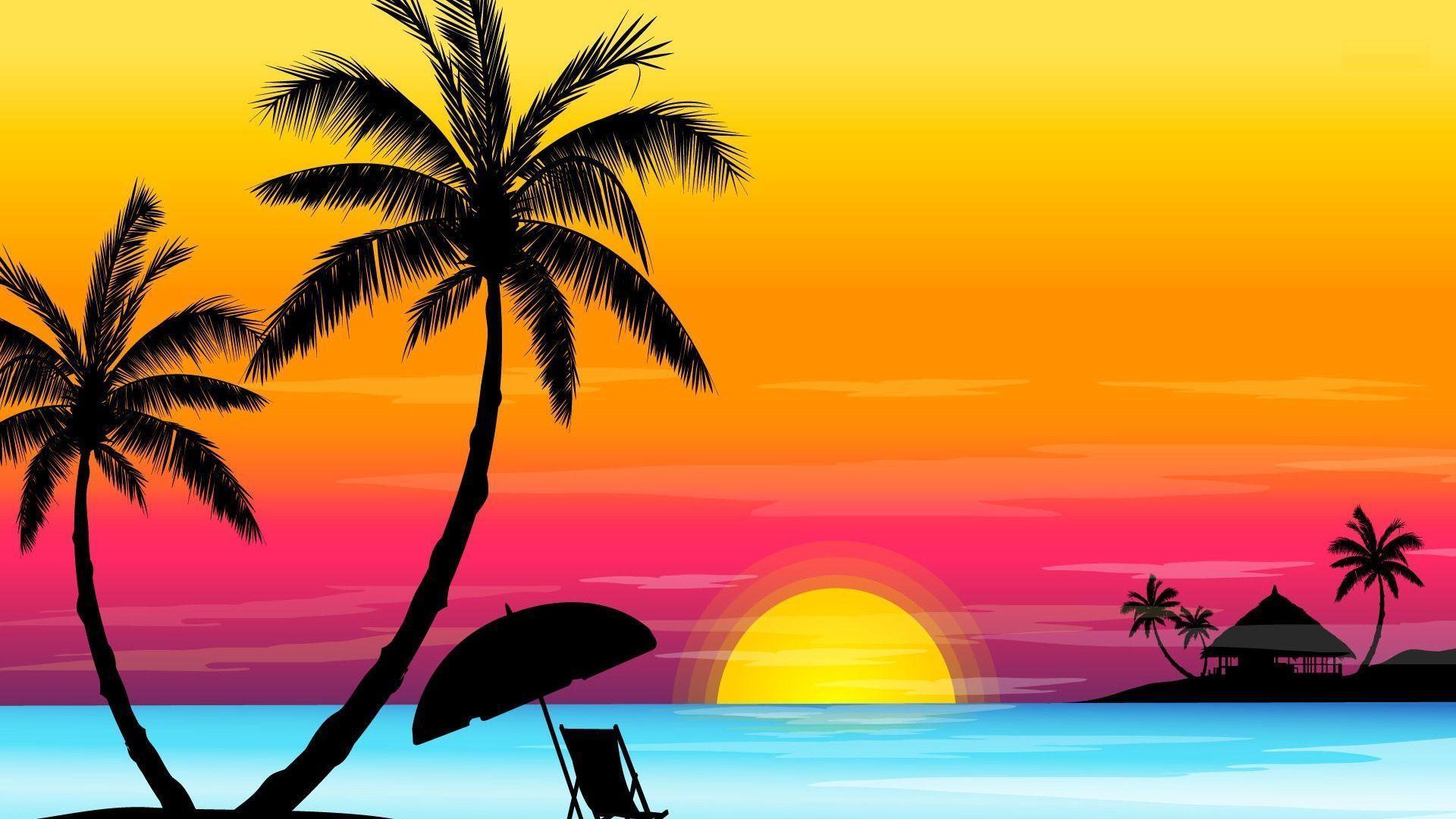 Hi Res Beach Wallpapers - Top Free Hi Res Beach Backgrounds