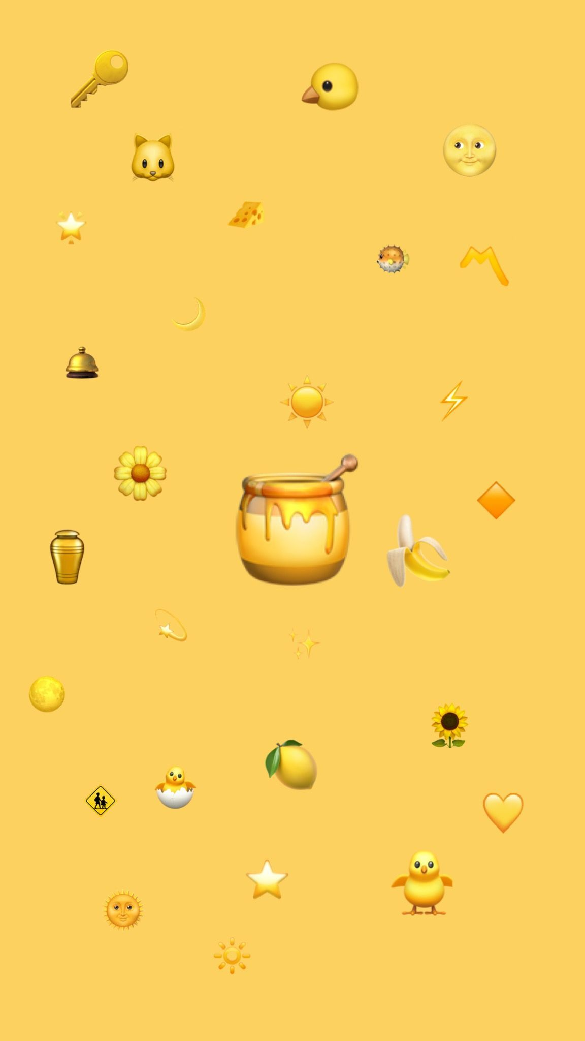Cute Yellow Wallpapers , Top Free Cute Yellow Backgrounds