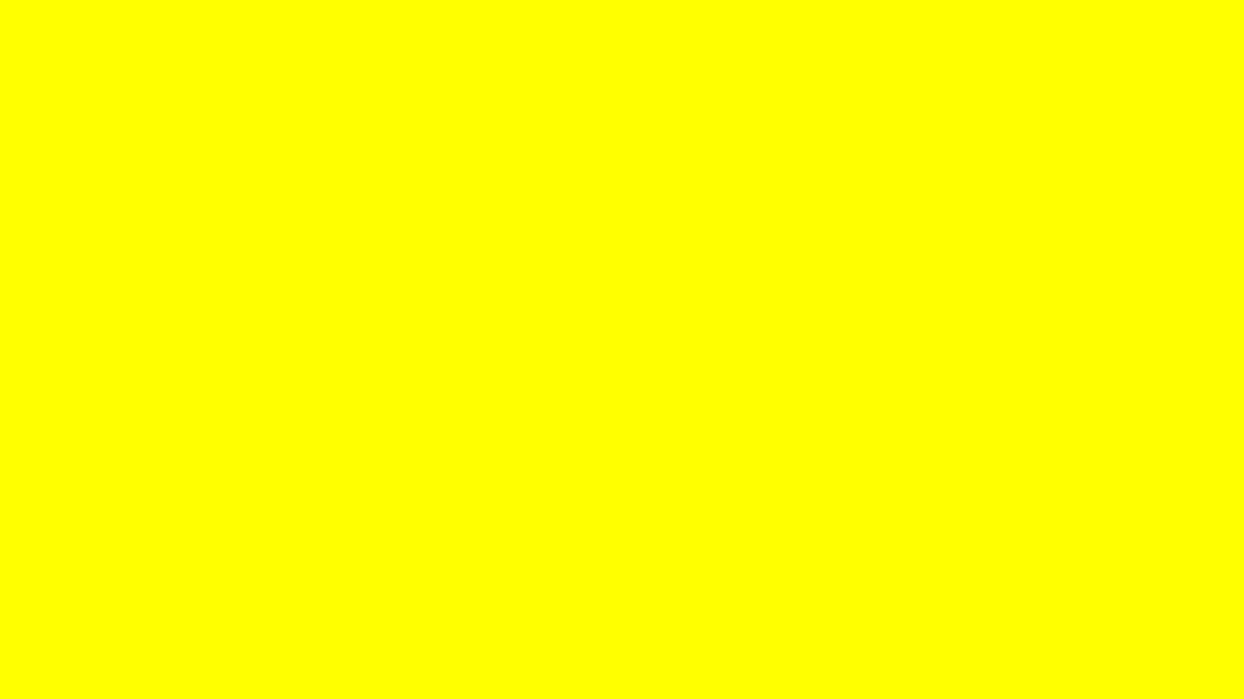 Hình nền màu vàng 2560x1440