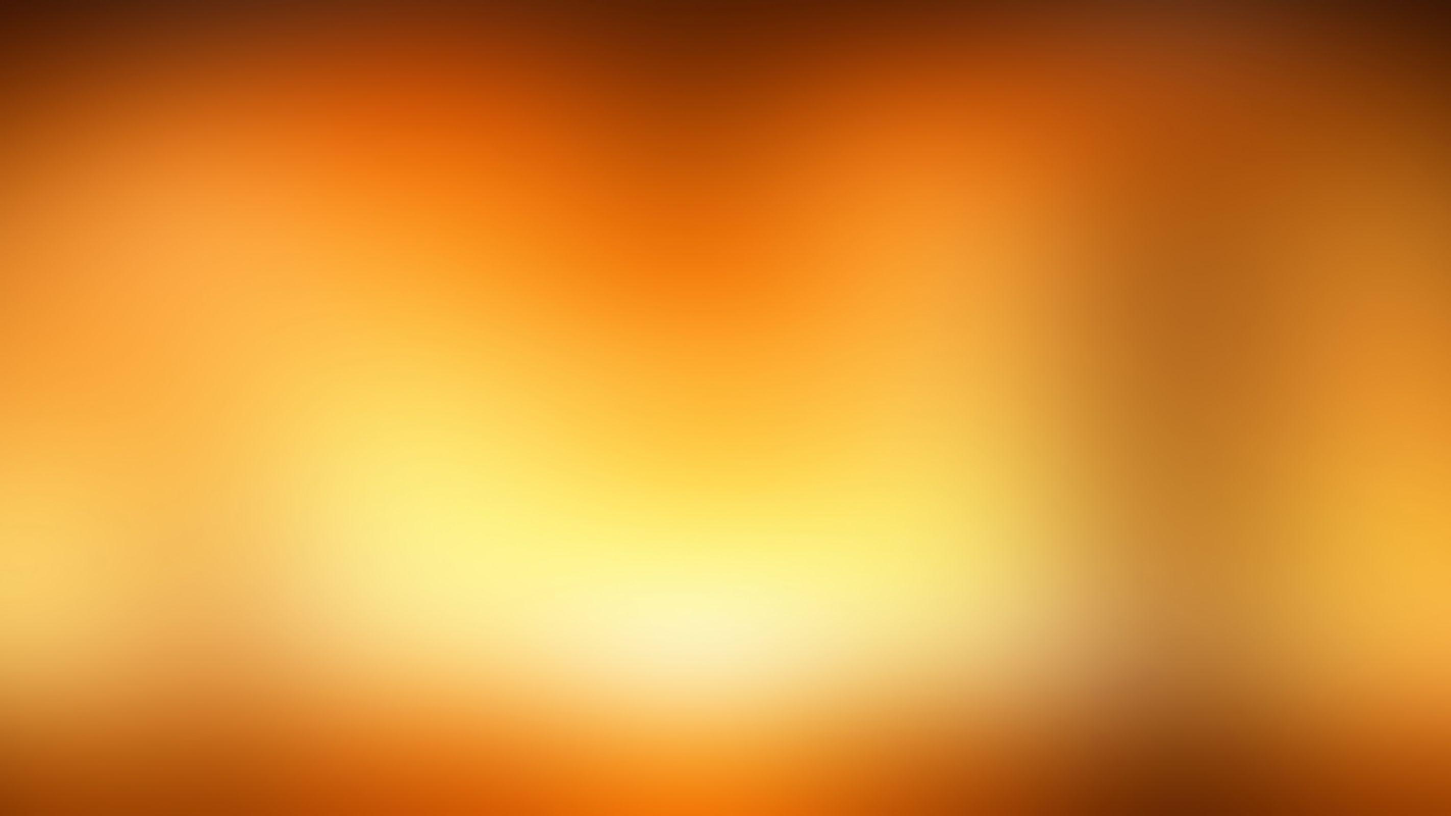 2844x1600 Hình nền màu vàng cam