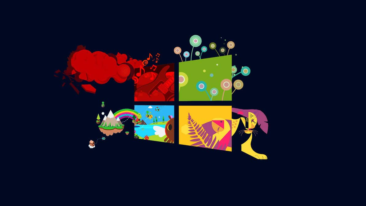 Windows Logo Desktop Wallpapers Top Free Windows Logo Desktop