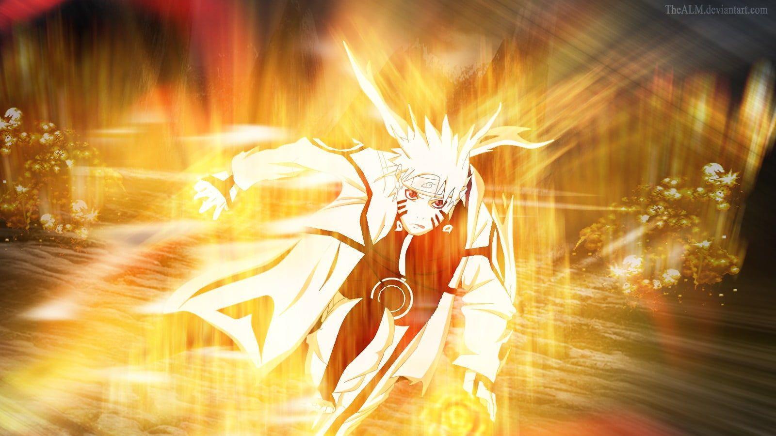 Naruto Nine Tails Wallpapers - Top Free Naruto Nine Tails