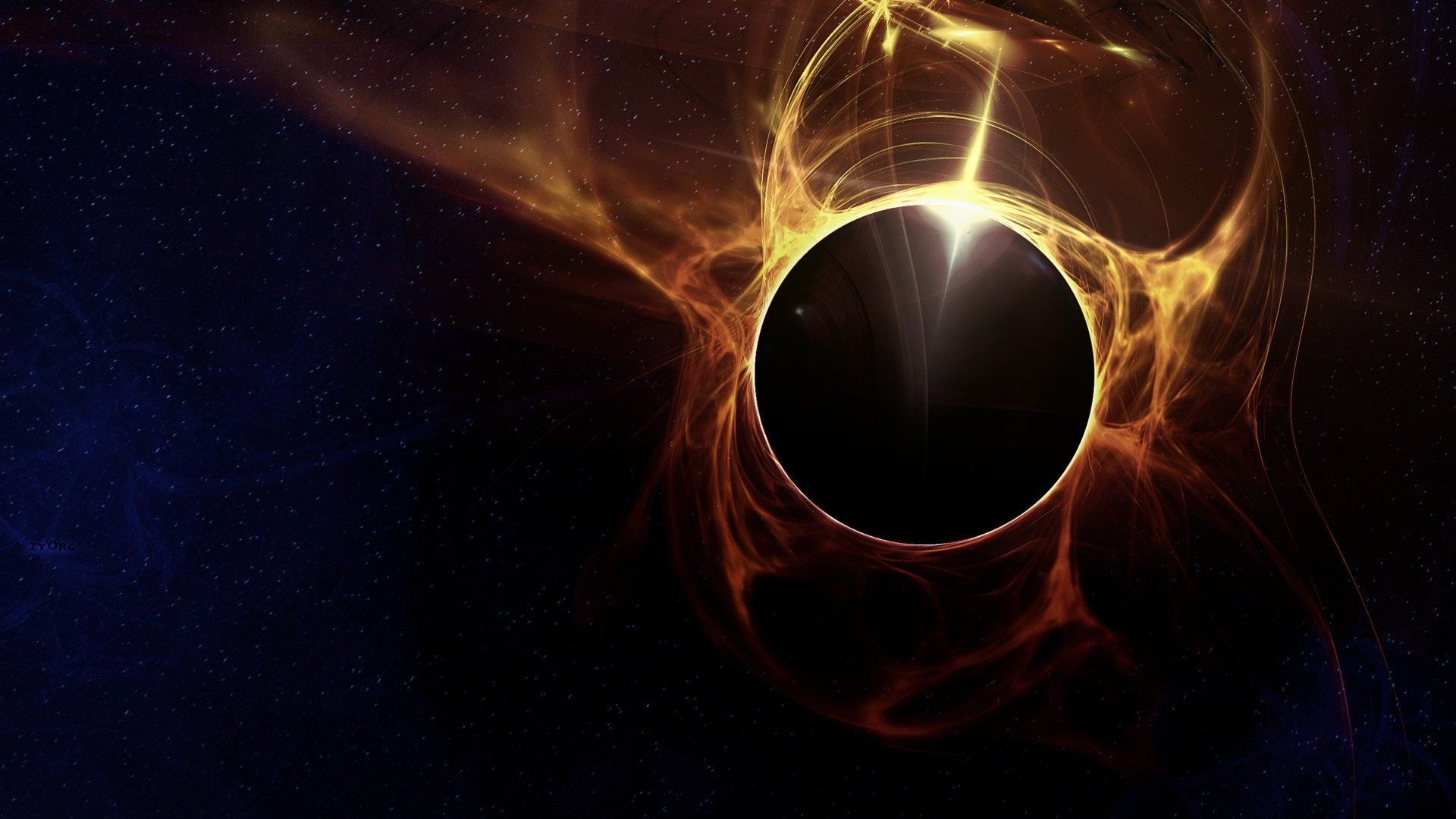 3D Eclipse Wallpapers - Top Free 3D Eclipse Backgrounds ...