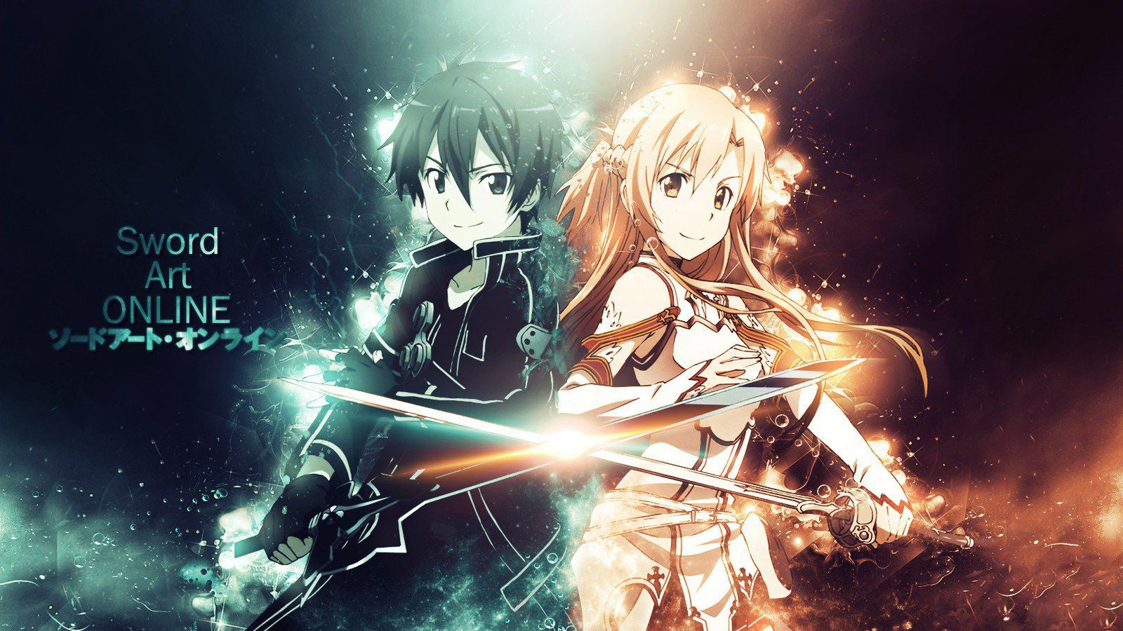 Sword Art Online Wallpapers Top Free Sword Art Online