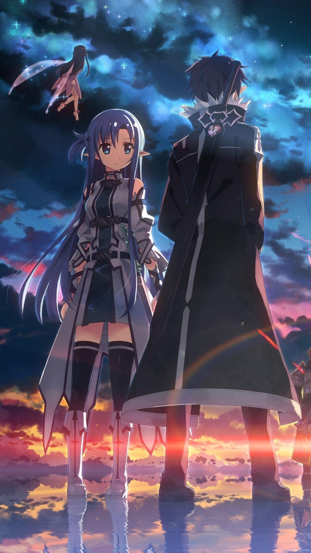 Download 95 Wallpaper Anime Hd Sao Terbaik