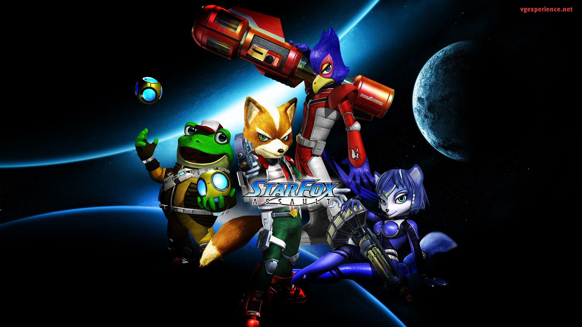 Star Fox Wallpapers Top Free Star Fox Backgrounds Wallpaperaccess