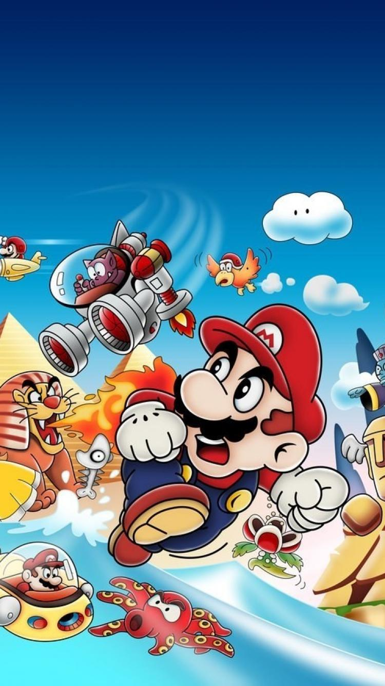 Mario Iphone Wallpapers Top Free Mario Iphone Backgrounds