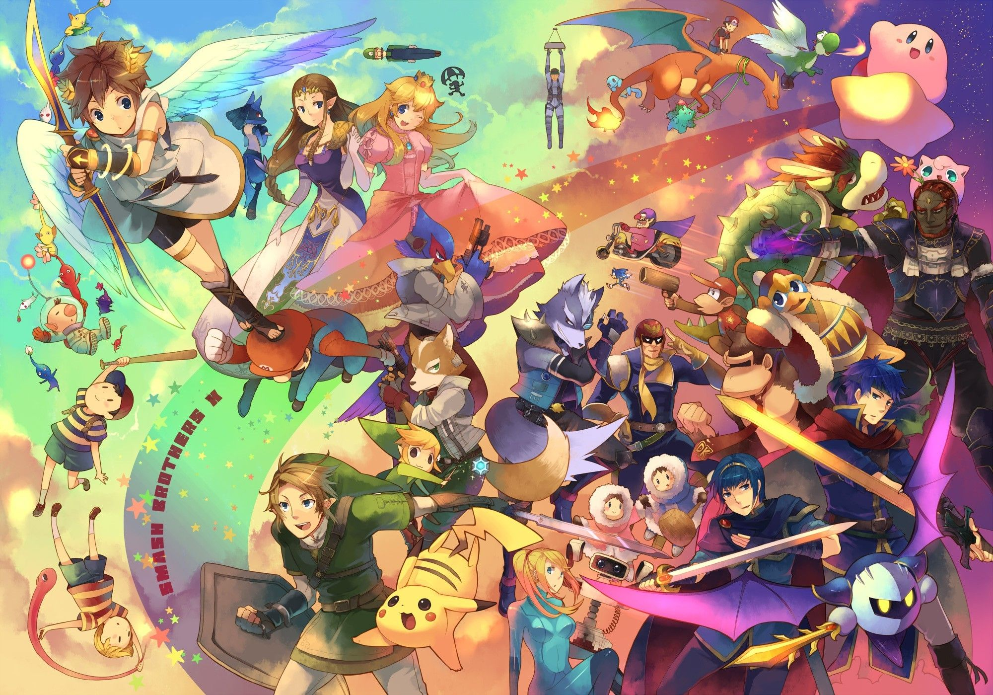 Awesome Nintendo Wallpapers Top Free Awesome Nintendo Backgrounds Wallpaperaccess