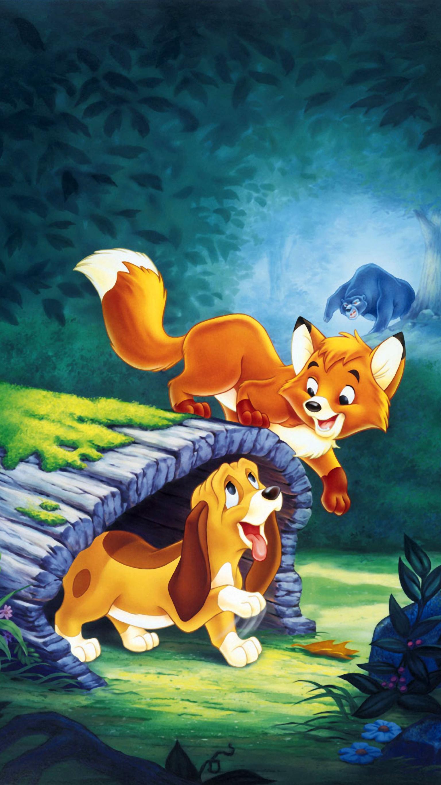 Cartoon Fox Wallpapers Top Free Cartoon Fox Backgrounds