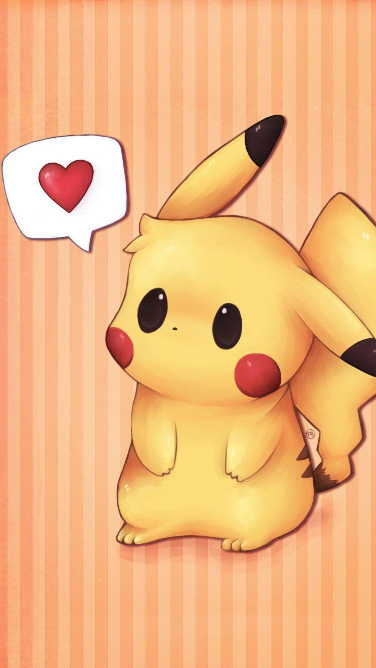 Chibi Pikachu Wallpapers - Top Free Chibi Pikachu ...