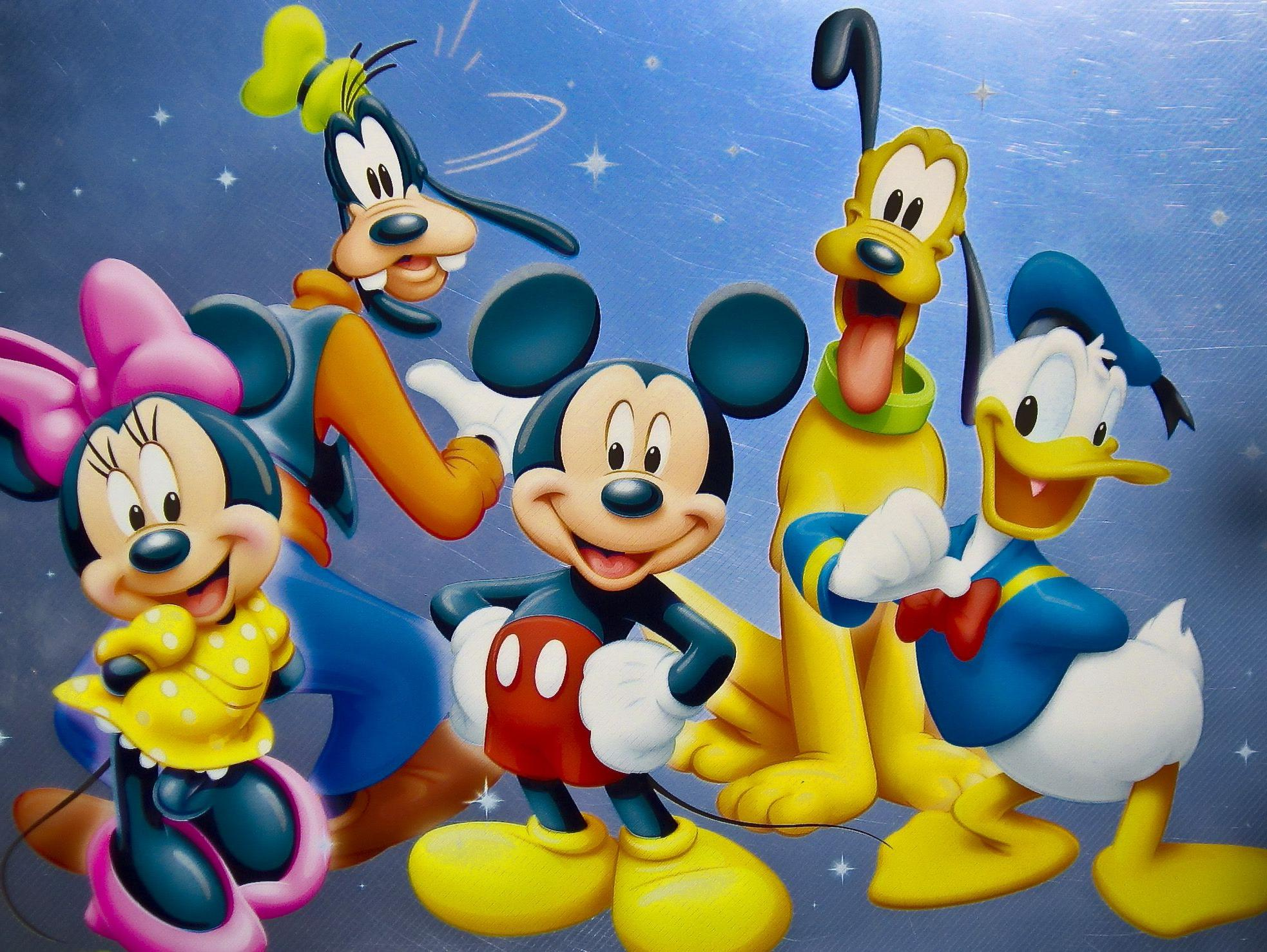 Disney Characters Desktop Wallpapers Top Free Disney Characters Desktop Backgrounds Wallpaperaccess