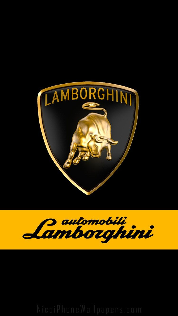 Lambo Logo Wallpapers Top Free Lambo Logo Backgrounds